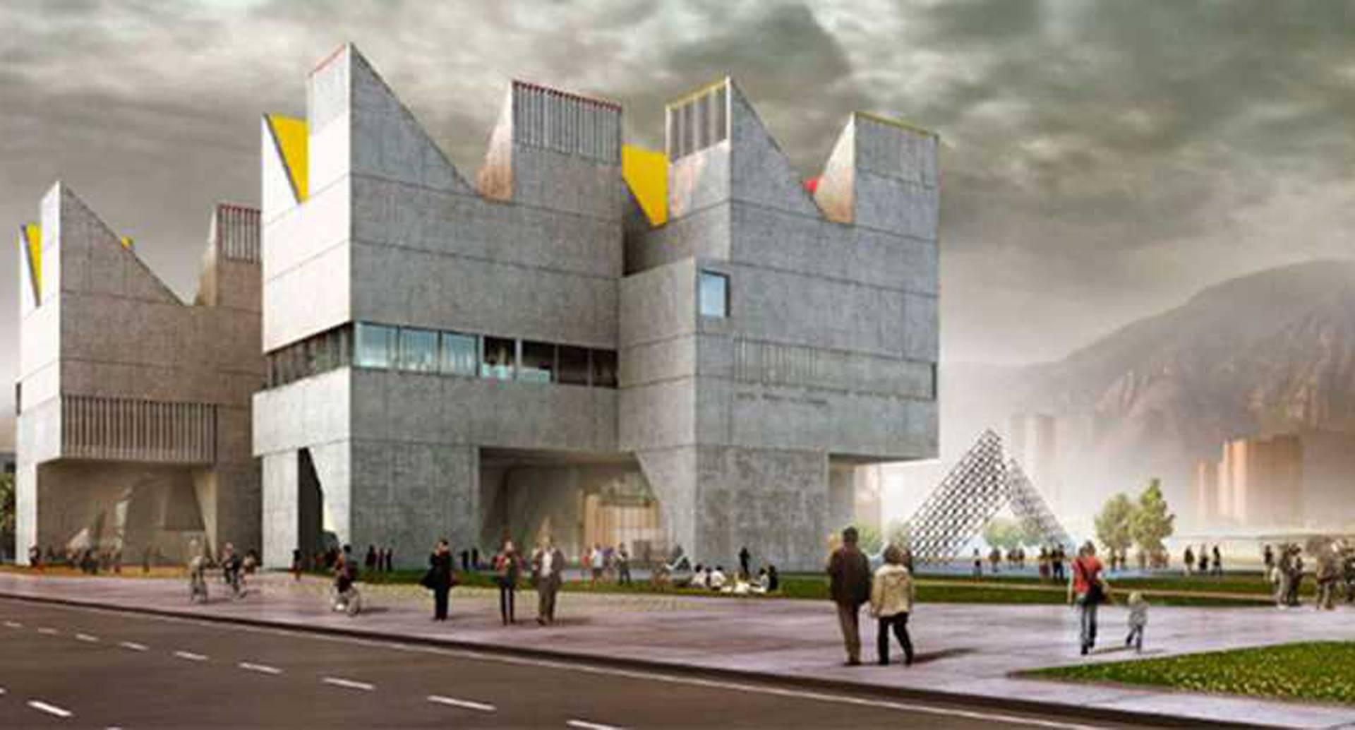 Museo Nacional de Memoria de Colombia.