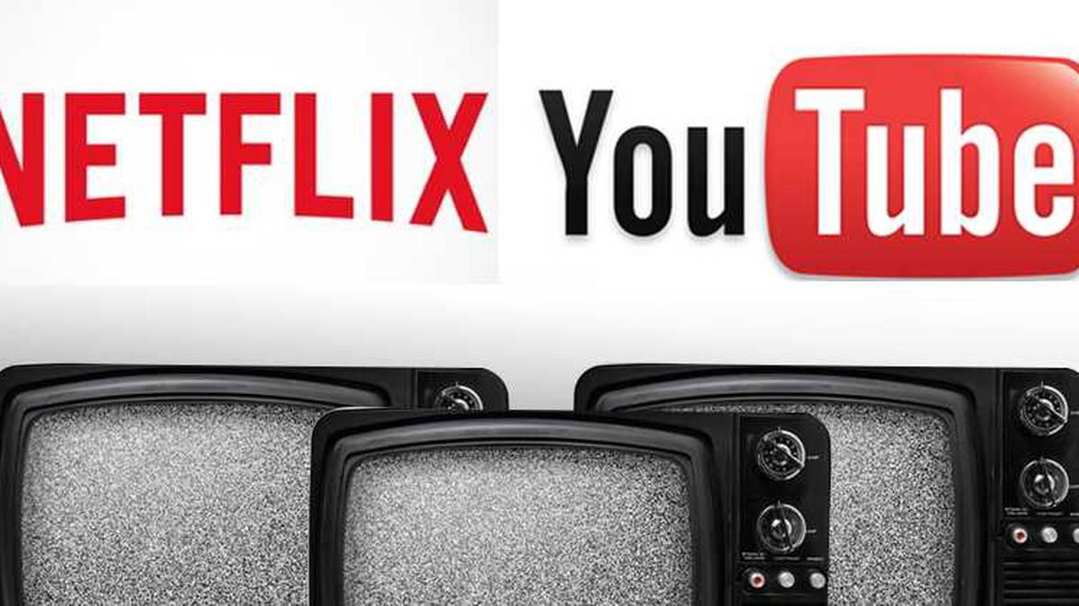 Los colombianos prefieren Netflix y Youtube sobre la TV abierta