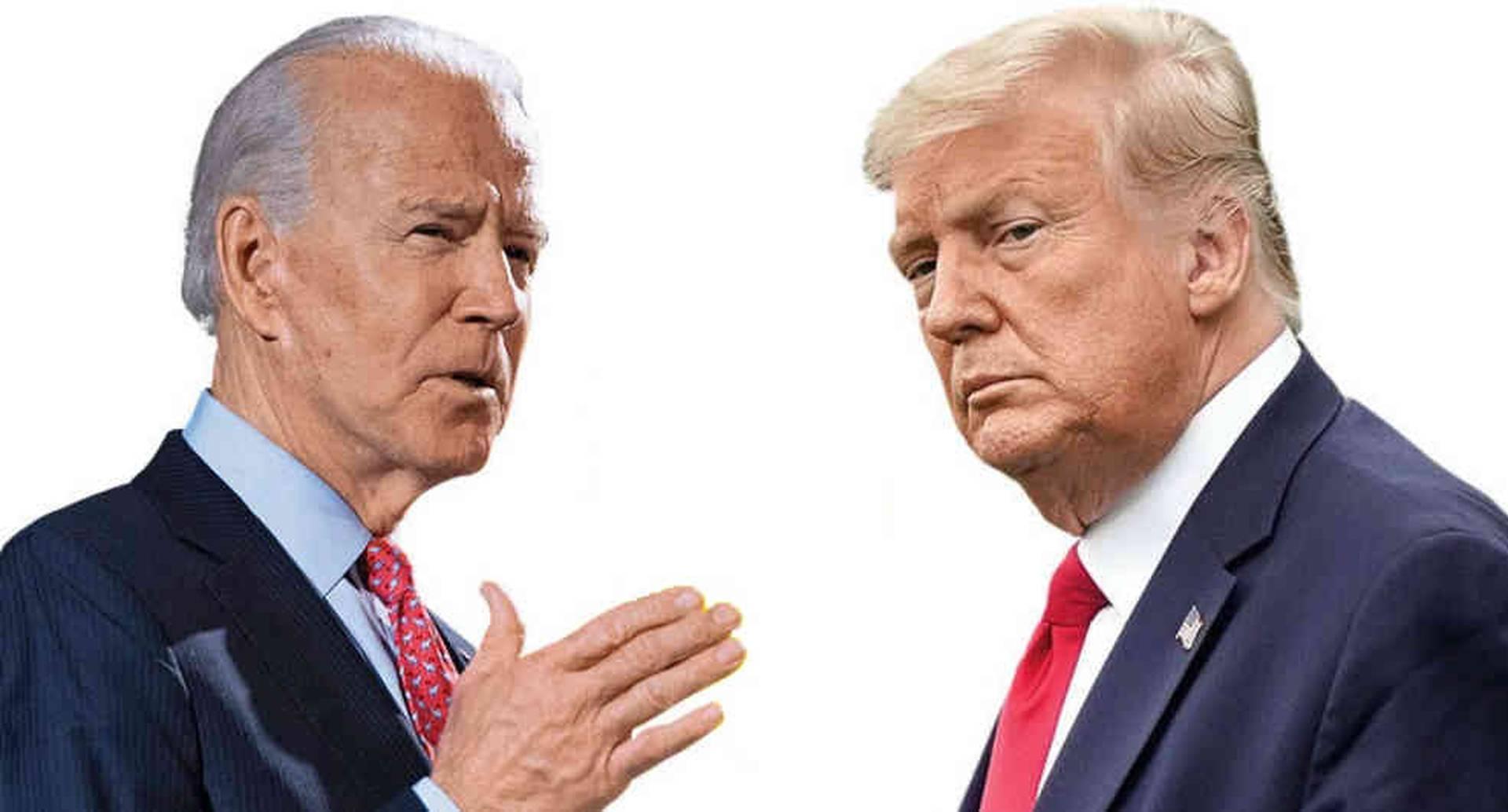 ¿Por qué Trump pide un test de drogas antes de su debate con Biden?