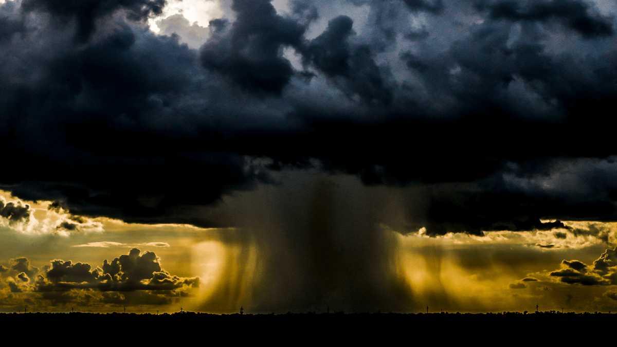 El poder de la tormenta
