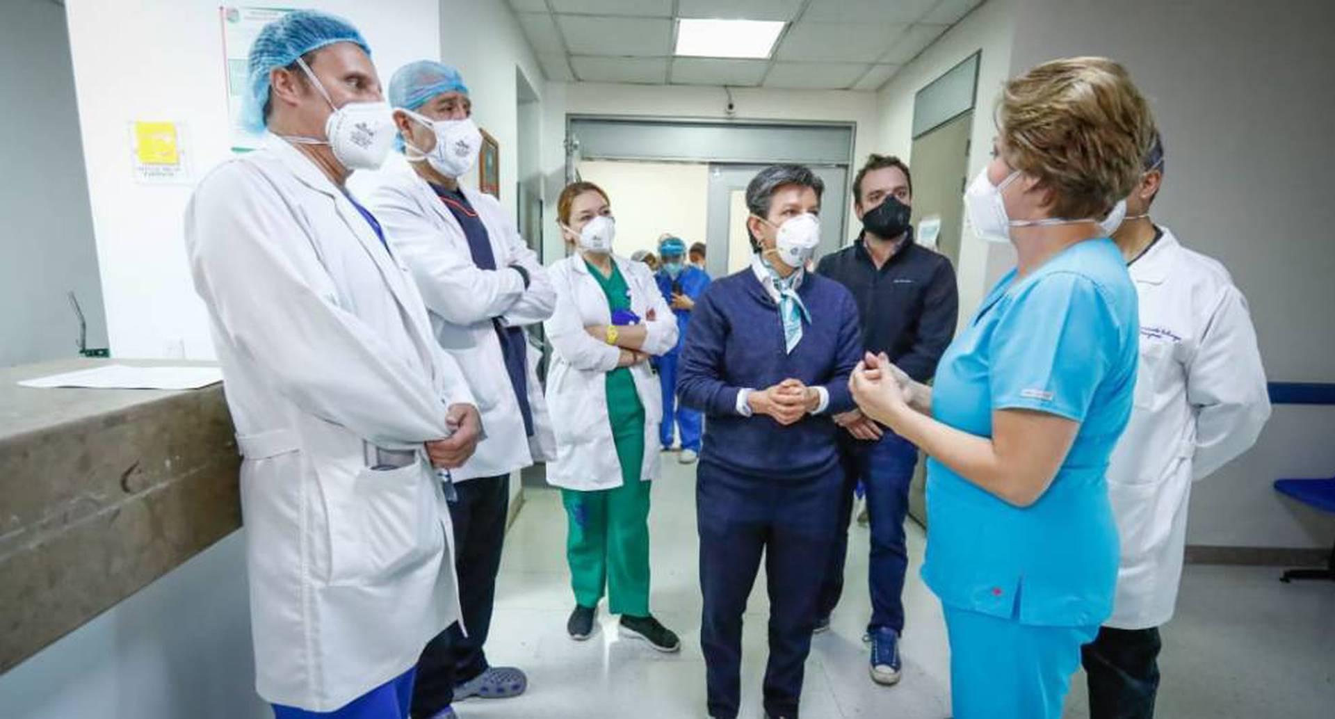 ¿Cuándo llegará el segundo pico de la pandemia a Bogotá?
