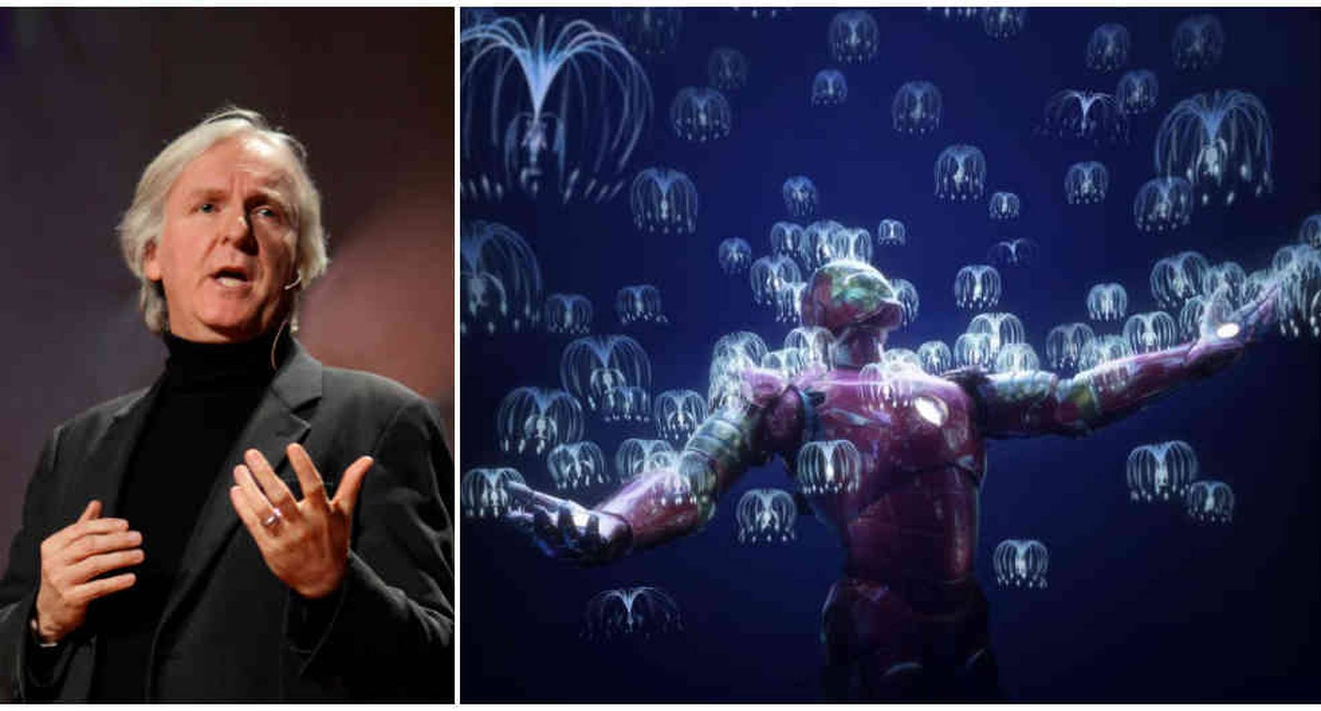 James Cameron felicitó a Endgame y continuó una tradición que arrancó en los años setenta, con Steven Spielberg y George Lucas