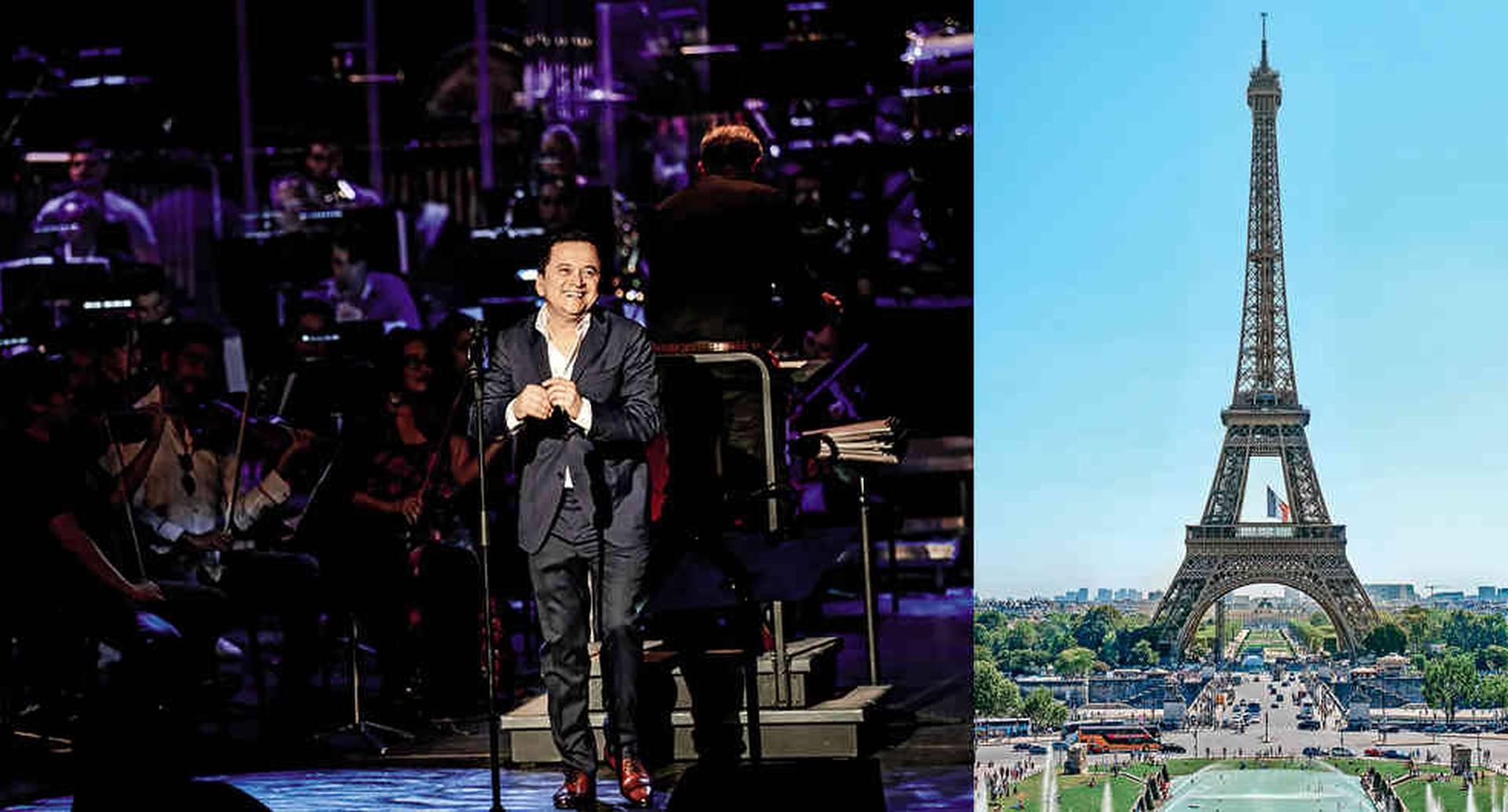 En París, Yuri Buenaventura se hizo figura de la salsa y de la world music, y allá está radicado.  En Buenaventura nació y en Cali ahora rendirá  homenaje al Pacífico.