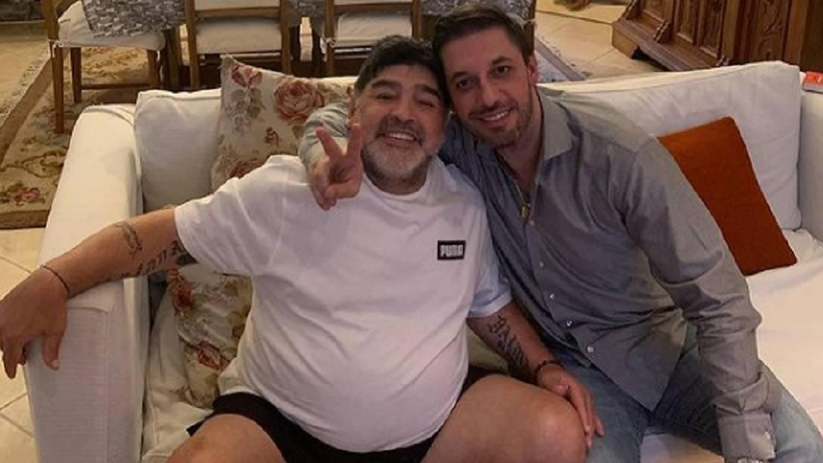 Quién es Matías Morla, el abogado que acusan de aprovecharse de Diego  Maradona?