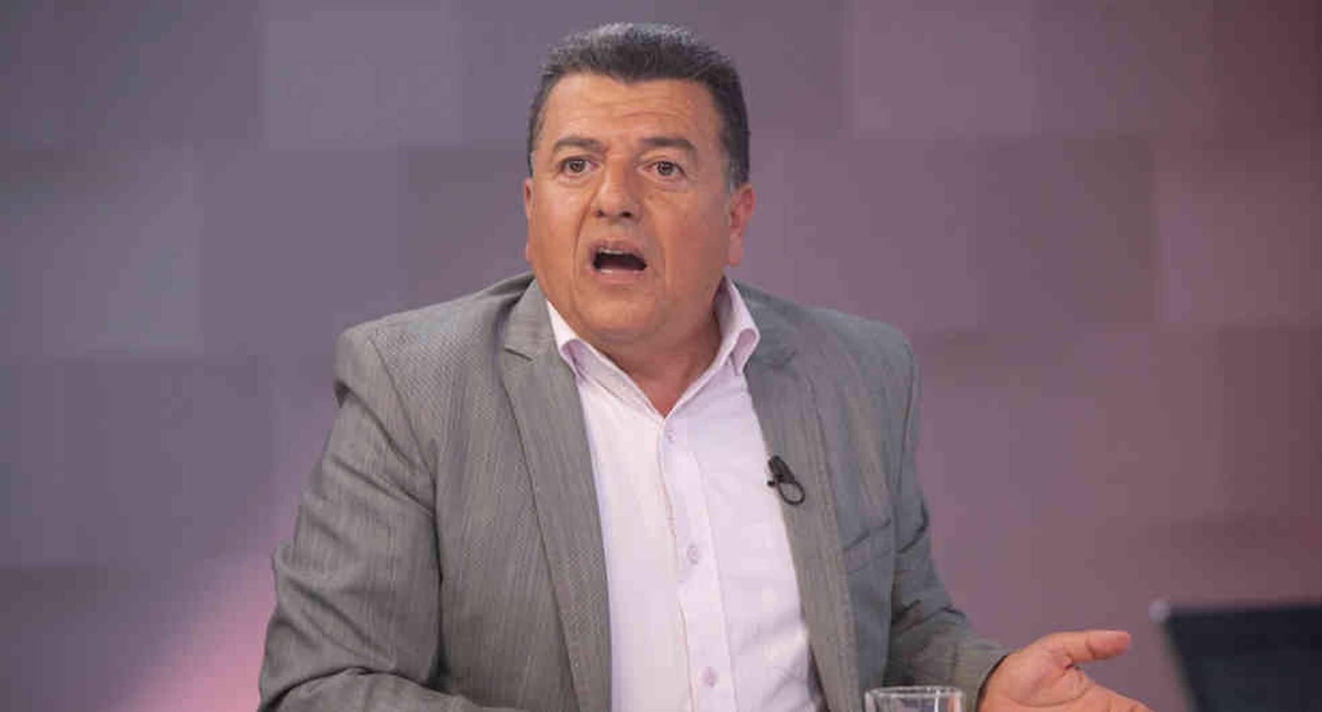 Hugo Ospina, vocero de los taxistas, en el programa Vicky en SEMANA