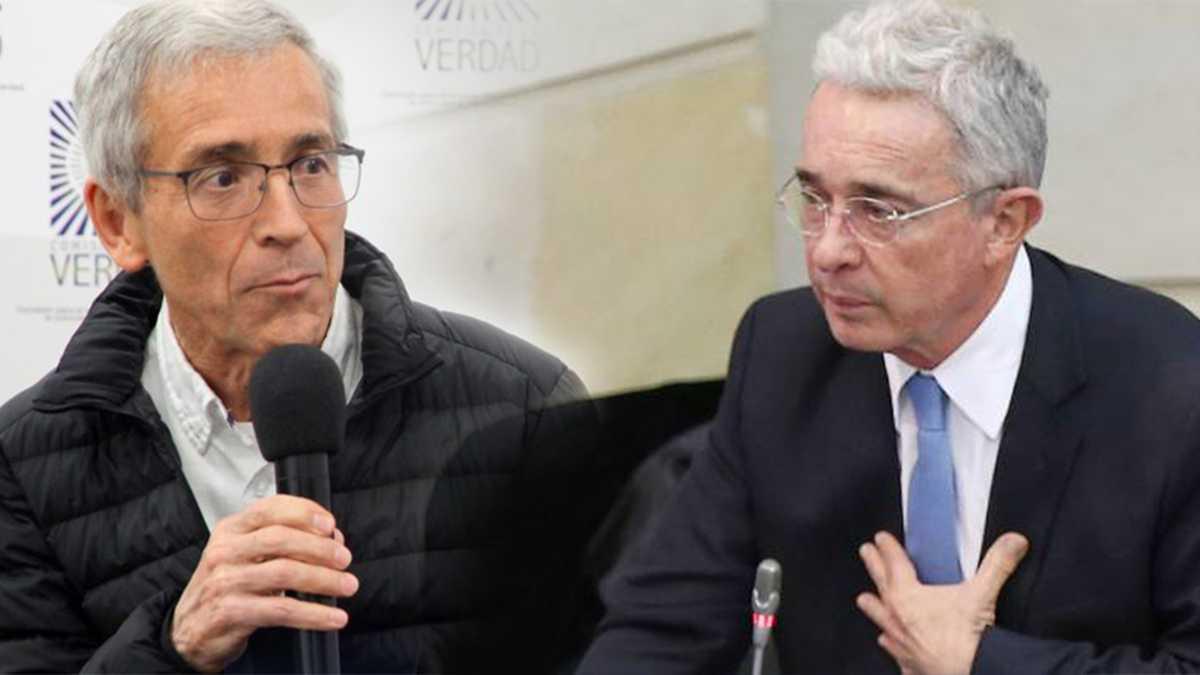 """La culpa nunca es de quien exige resultados"""", Álvaro Uribe sobre 'falsos  positivos'"""