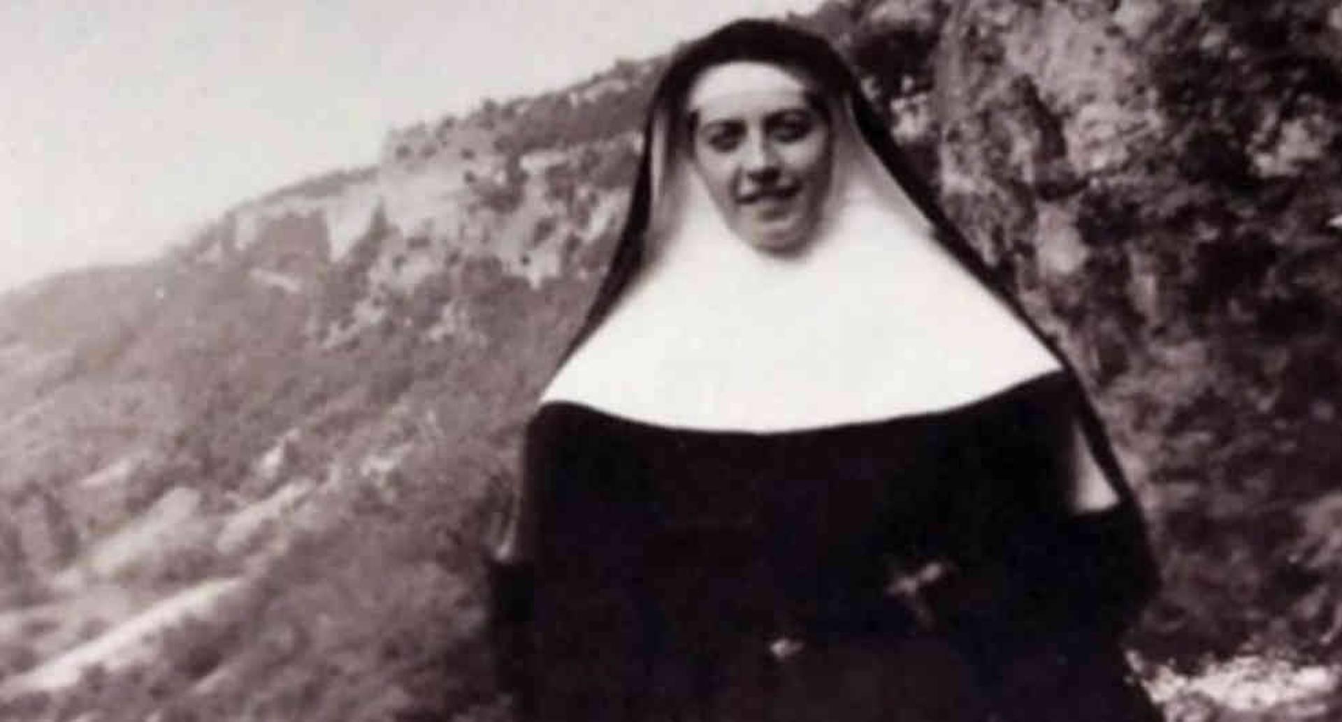 La hermana Denise Bergon se convirtió en la salvadora de muchas familias judías.