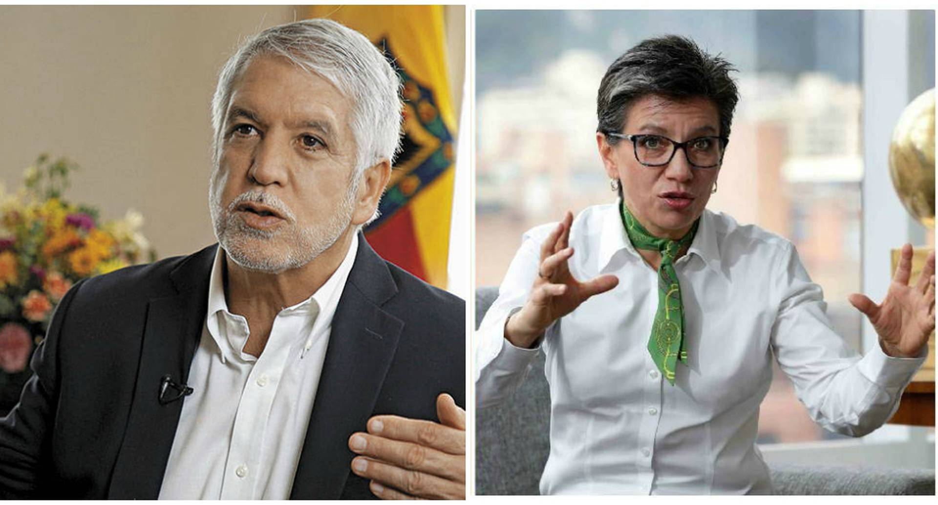"""""""Sus decisiones dejaron desempleados a miles"""": Peñalosa se despacha contra Claudia López"""