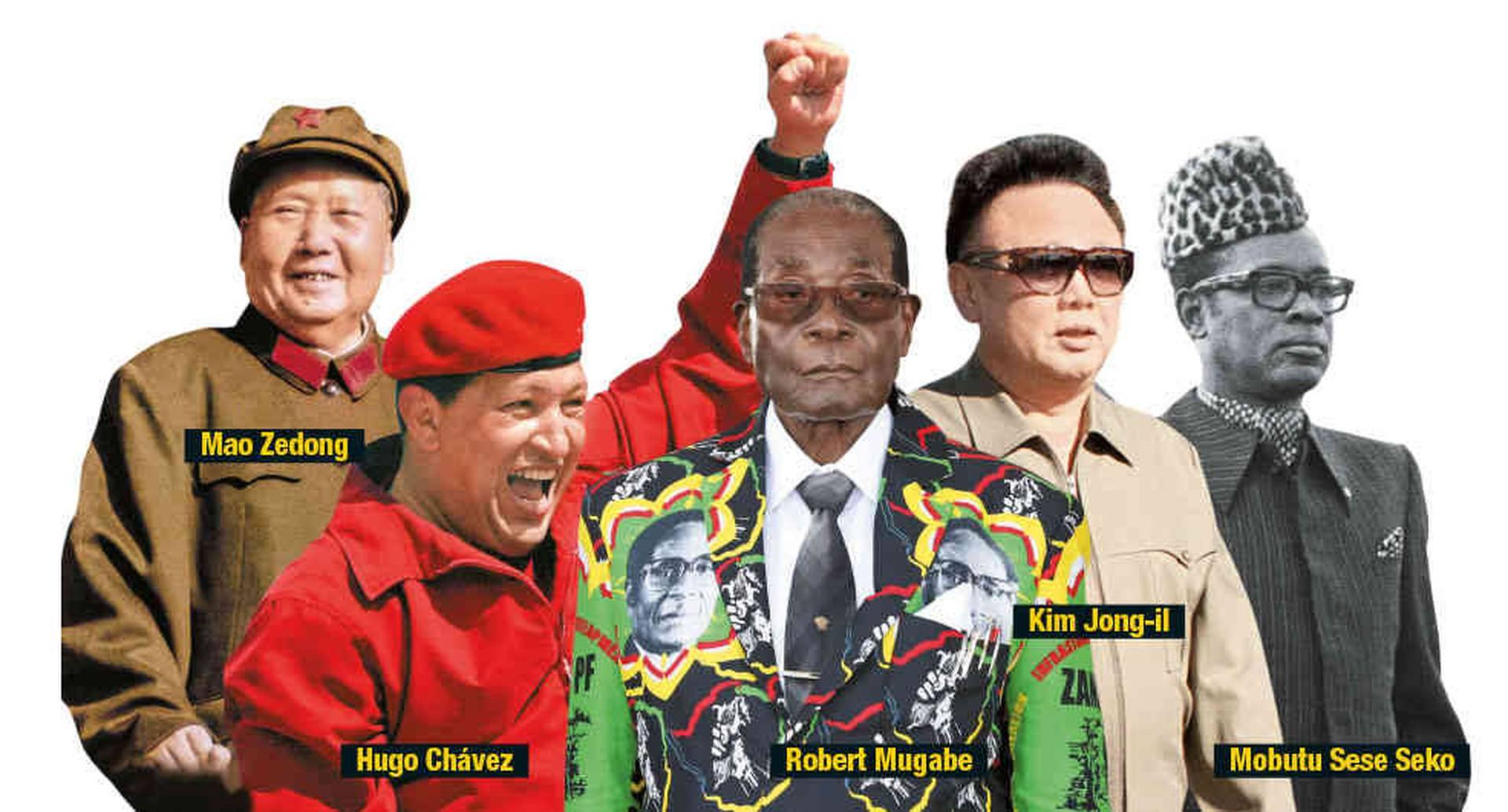 La gente le arrebató el poder al Estado de decidir en dónde enterrar a los dictadores.