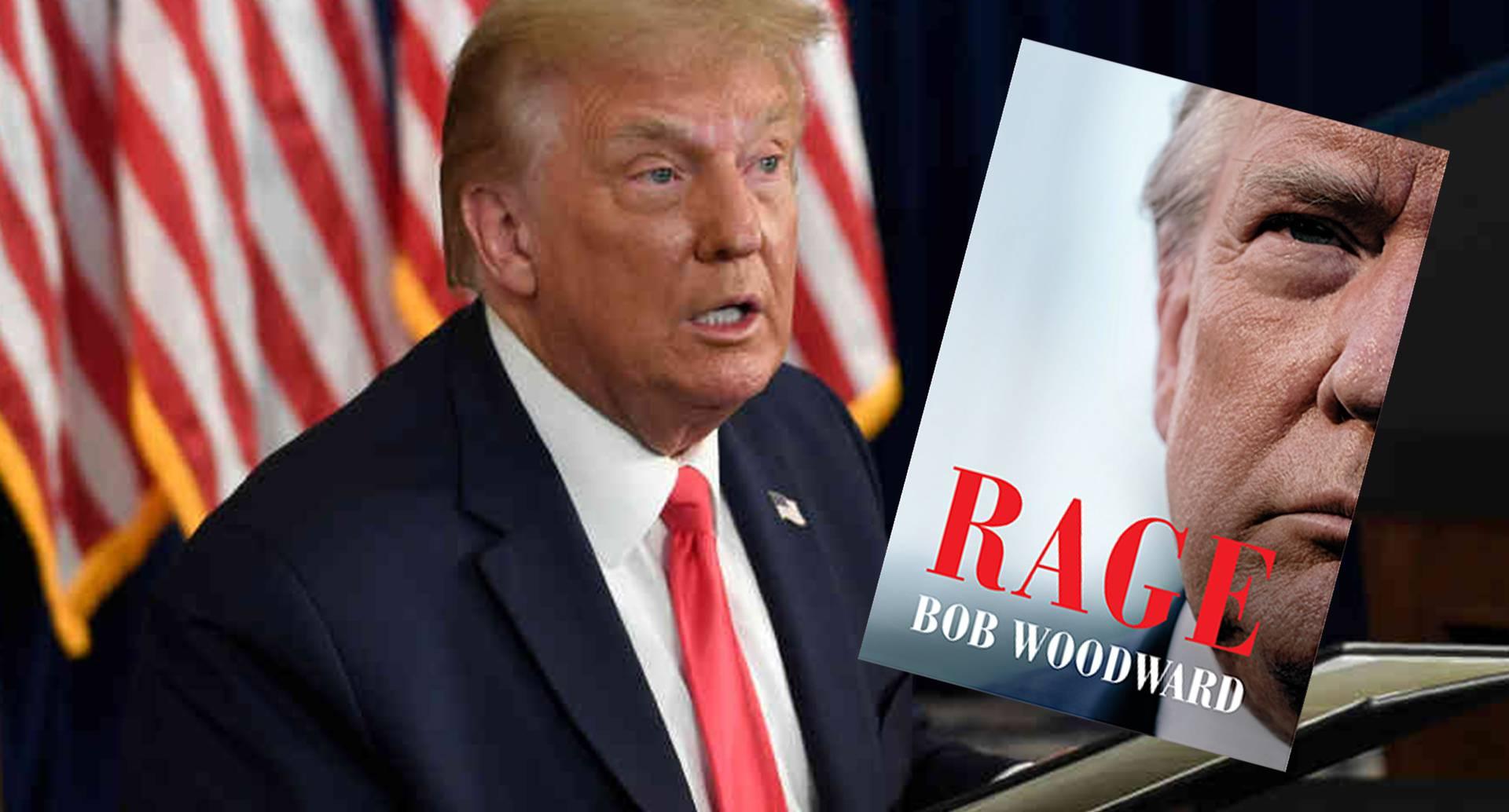 Rage de Bob Woodward