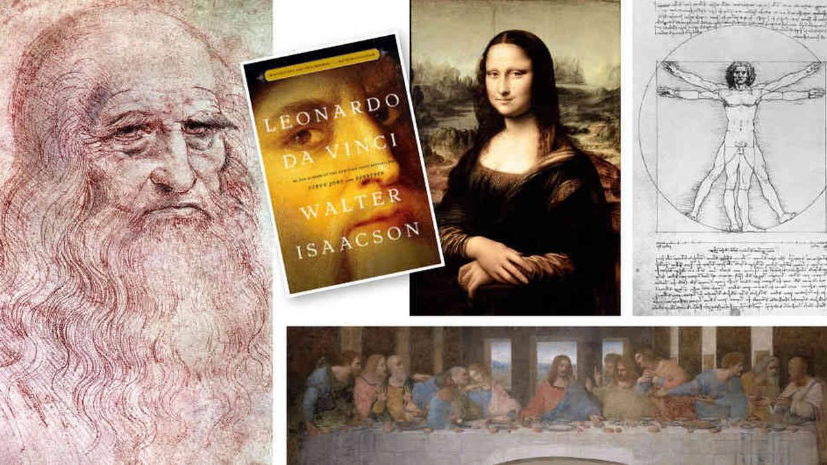 Leonardo Di Caprio Protagonizará A Da Vinci El Mayor Observador