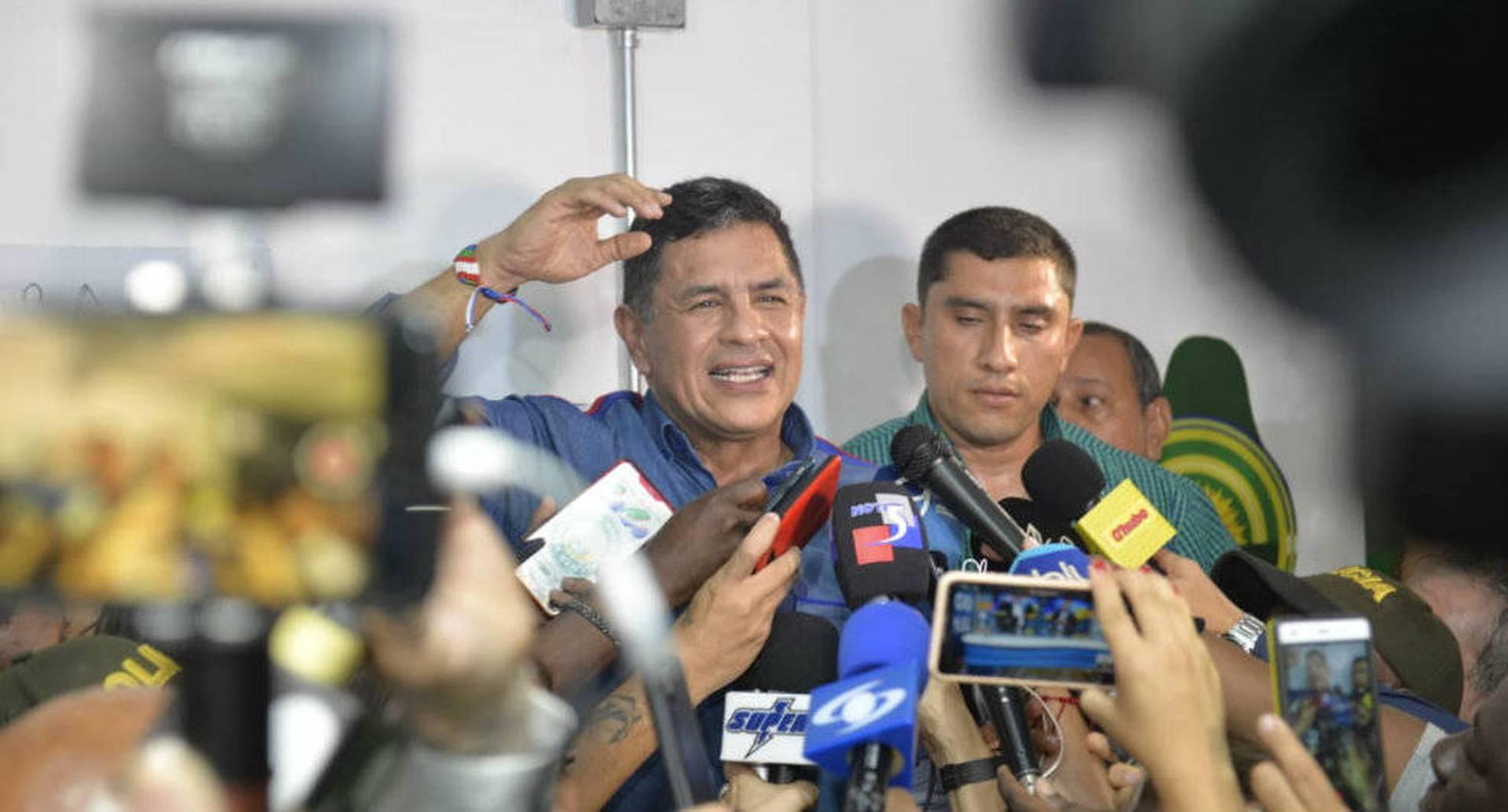 Jorge Iván Ospina fue elegido como nuevo alcalde de Cali con 298.800 votos.