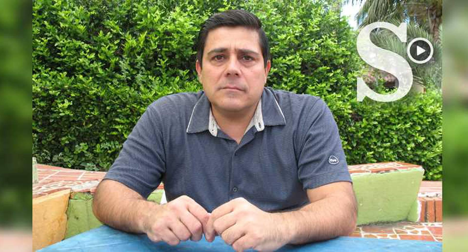 Juan Carlos Meneses.