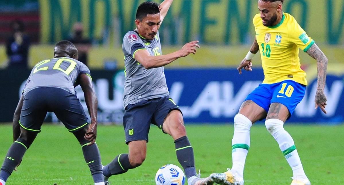 Brasil vs. Ecuador: resumen, goles y resultados del último partido de la jornada de eliminatorias sudamericanas