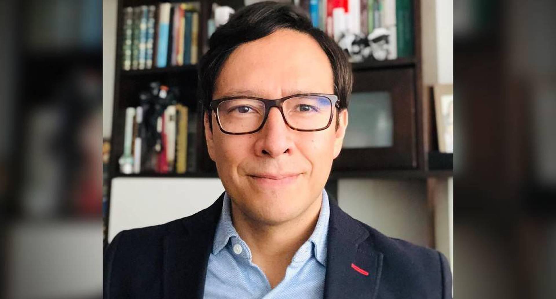Luis Andrés Fajardo es el nuevo ternado para la Defensoría del Pueblo.