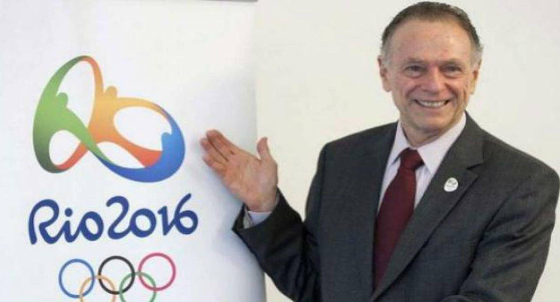 Carlos Arthur Nuzman, presidente del Comité Olímpico de Brasil, es acusado por sobornar los votos que definirían el destino de las olimpiadas de 2016. Foto: Agencia AFP
