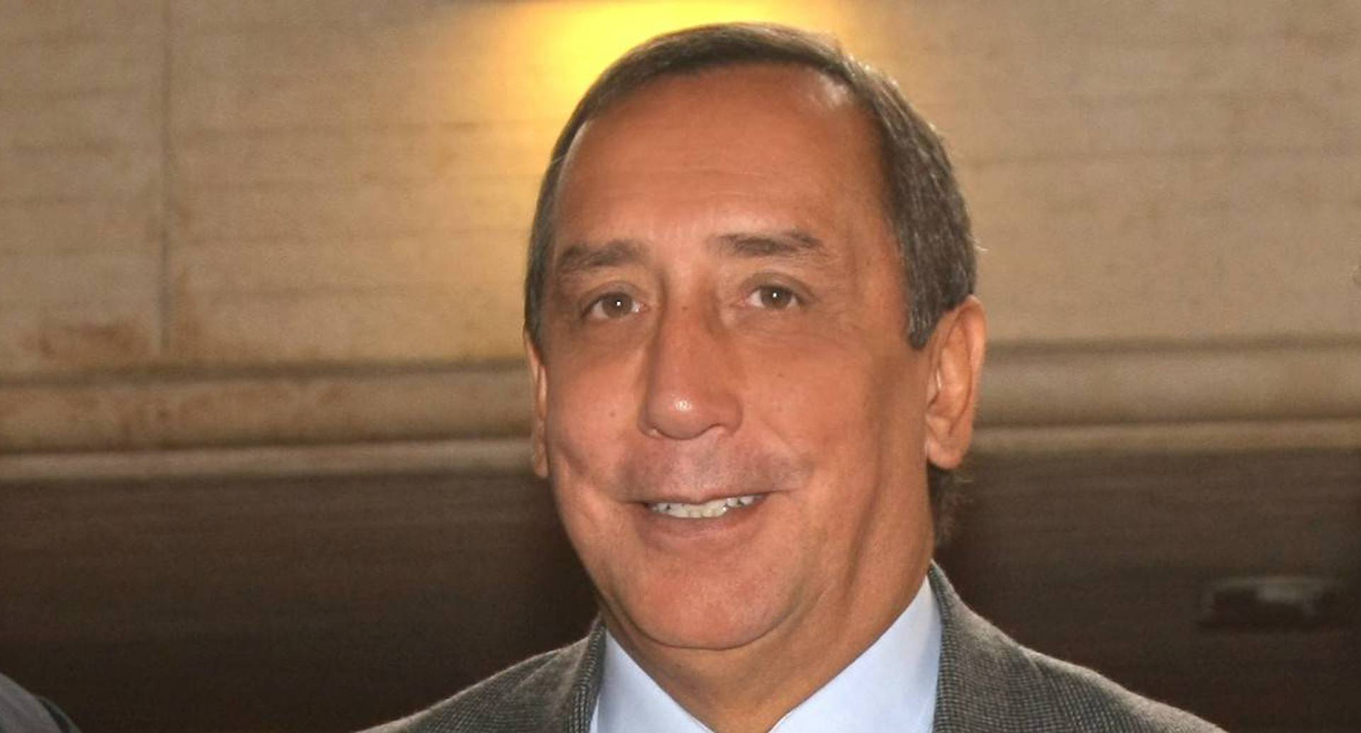 El ex congresista Luis Eladio Pérez estuvo secuestrado siete años por las Farc. Hoy recibe el apoyo del partido Farc.