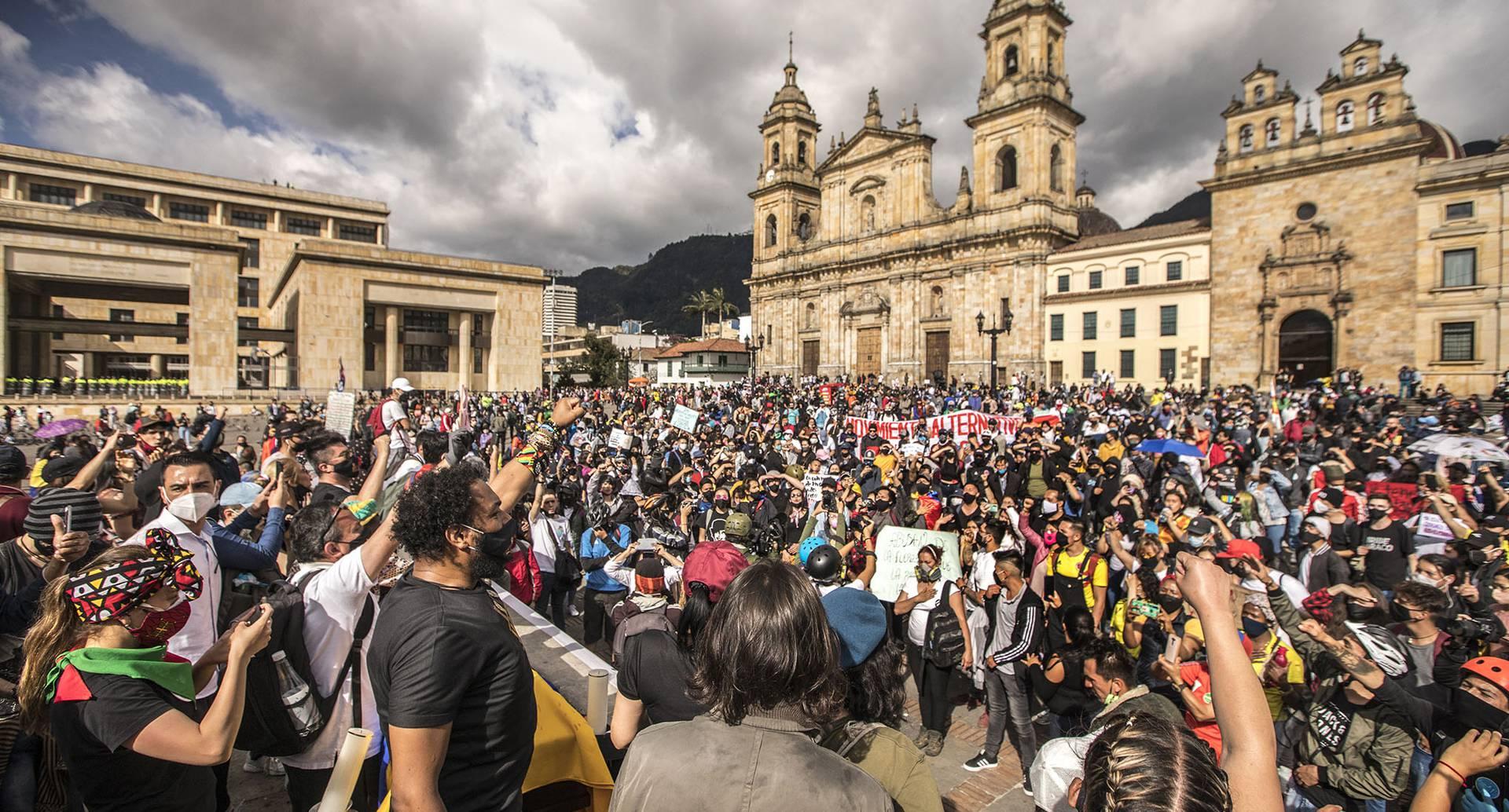 Protestas Septiembre 13.