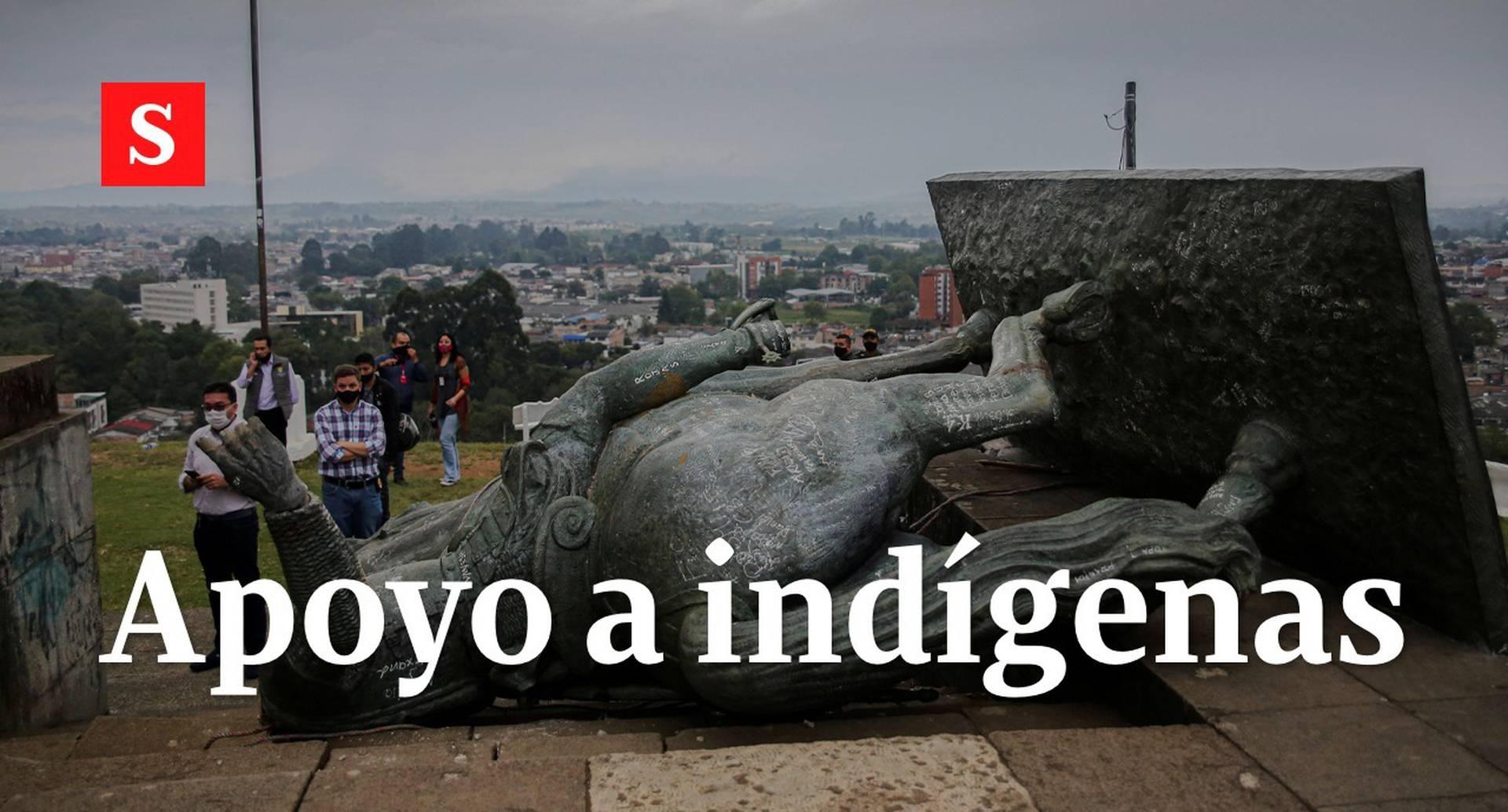 Apoyo a indígenas