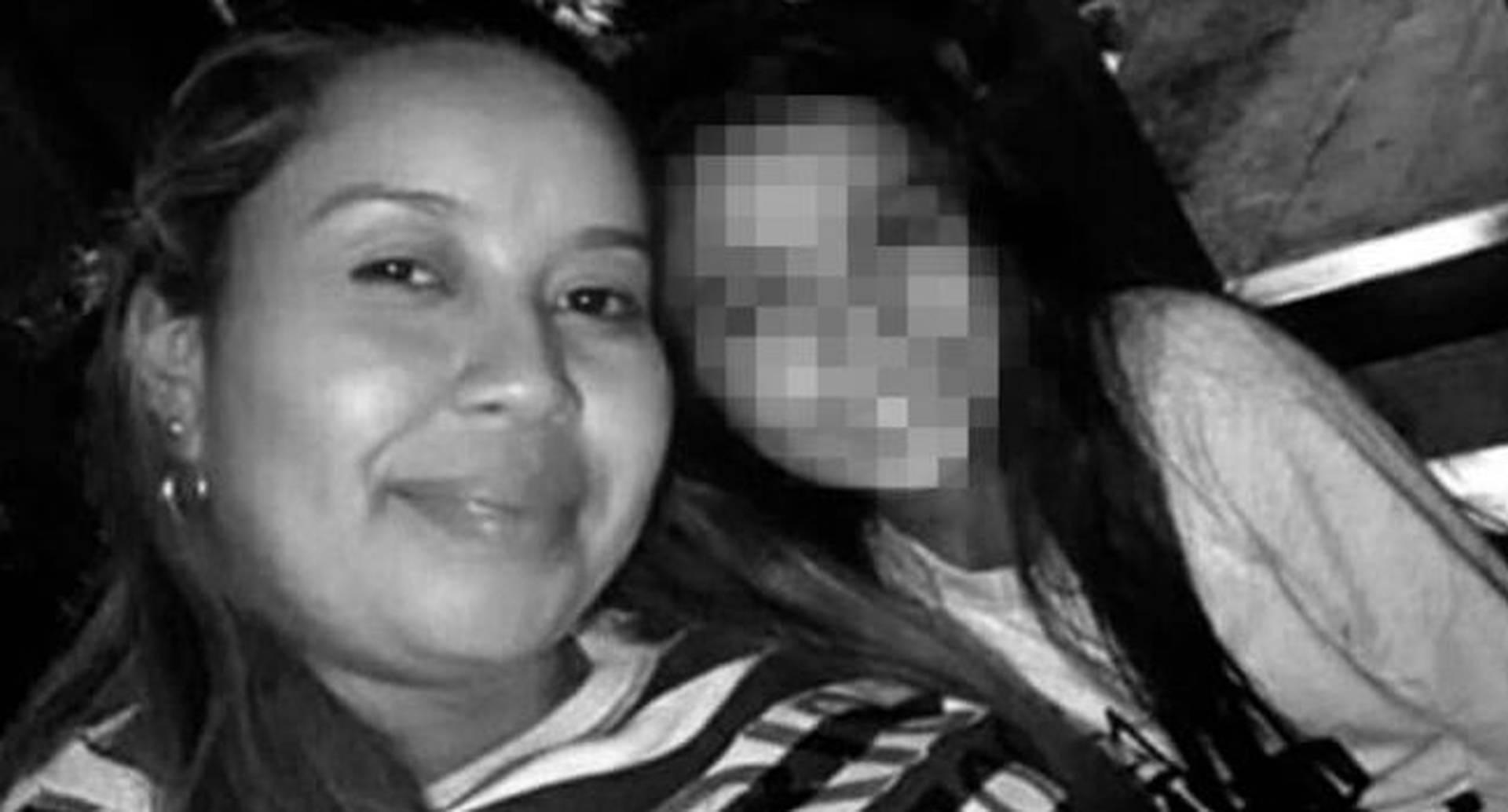 La niña Taniusca Romero y Mellisa Romero fueron asesinadas mientras manejaban bicicleta en la vía que conecta con Puerto Libertador, en el sur de departamento de Córdoba.