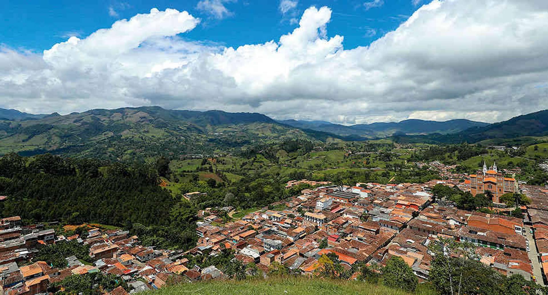 En Jericó, suroeste antioqueño, AngloGold piensa construir la mina de cobre subterránea más grande de Colombia.