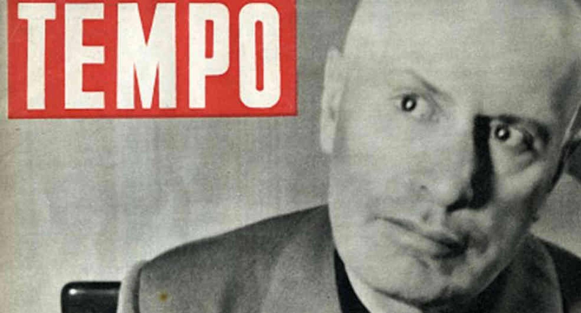 Benito Mussolini fue capturado por los partisanos el 27 de abril de 1945 cerca de la frontera entre Italia y Suiza y ejecutado al día siguiente.