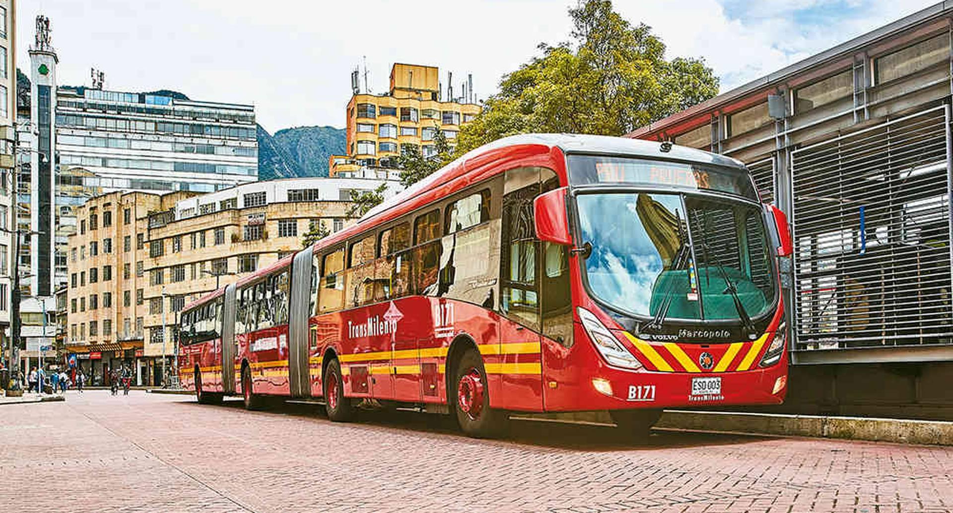 330 nuevos buses entran hoy en funcionamiento/Foto: Archivo Semana