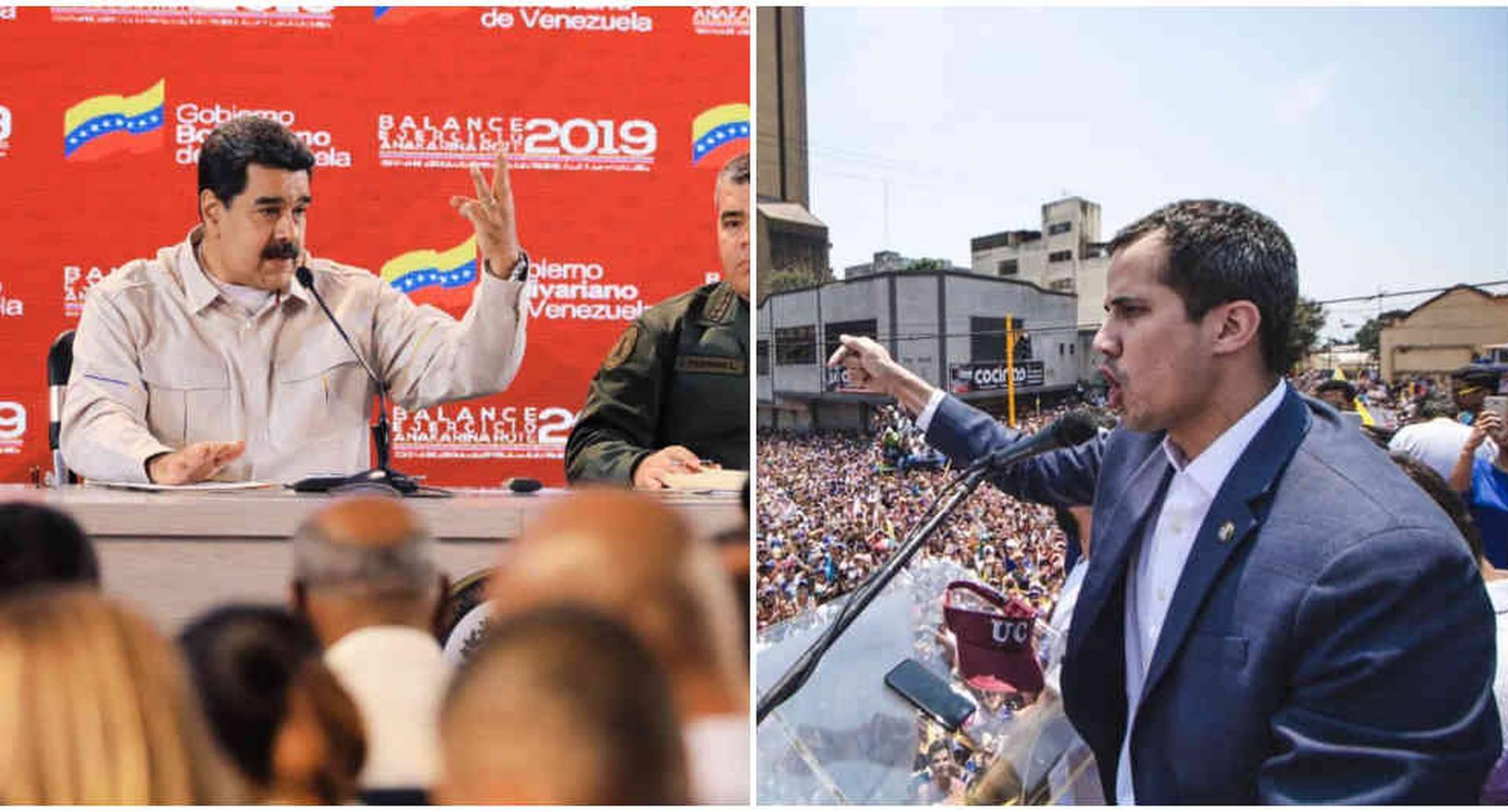 Juan Guaidó aseguró que comienza el fin de la usurpación de Nicolás Maduro. ¿Será así?