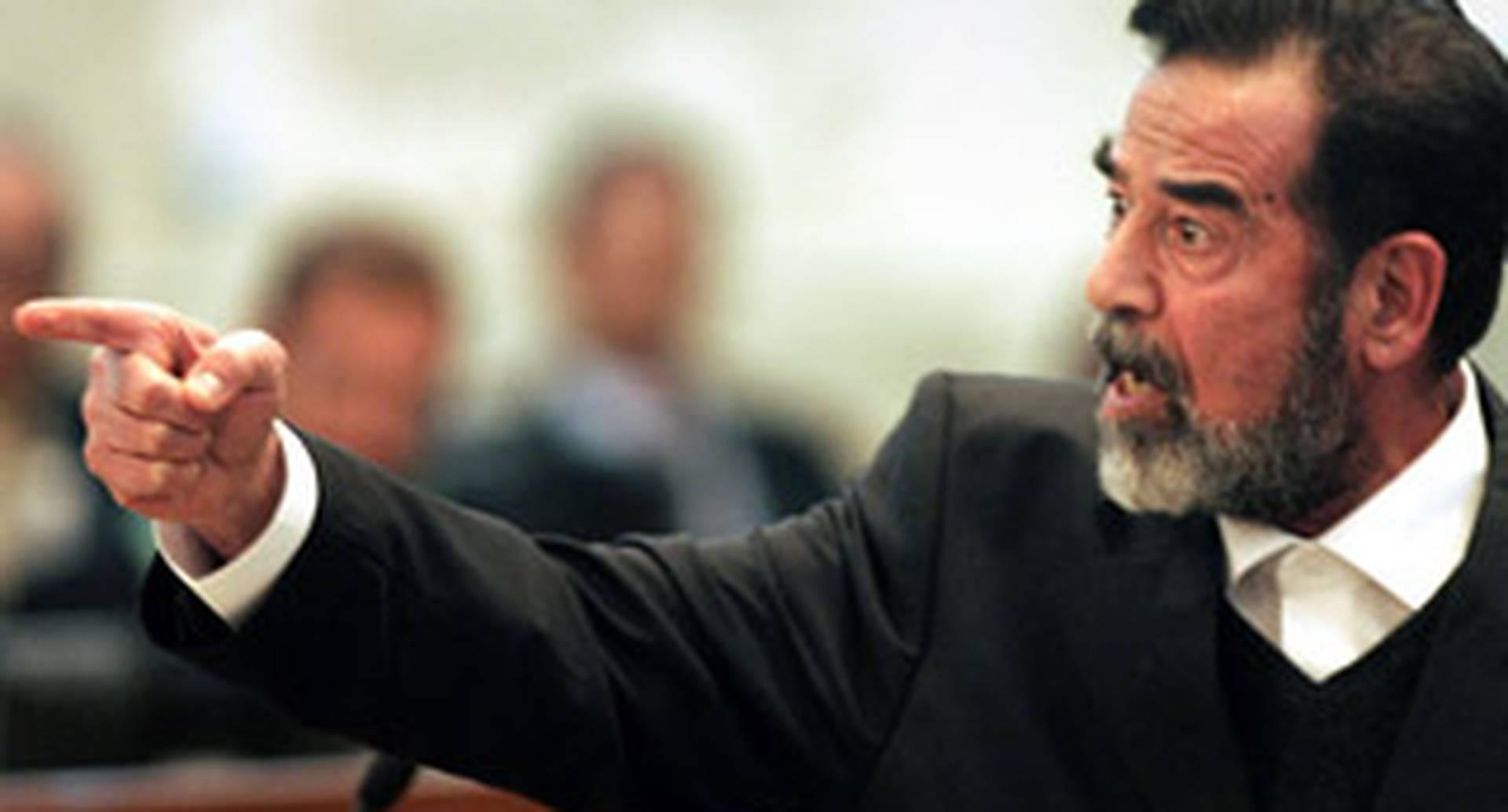 Incluso ante los jueces que lo condenaron Hussein fue un hombre recio que confesó no temerle a la muerte