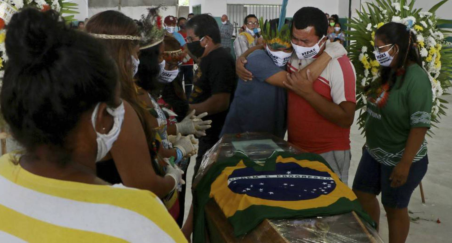 Coronavirus: además de coronavirus, Brasil registra casos de dengue y sarampión
