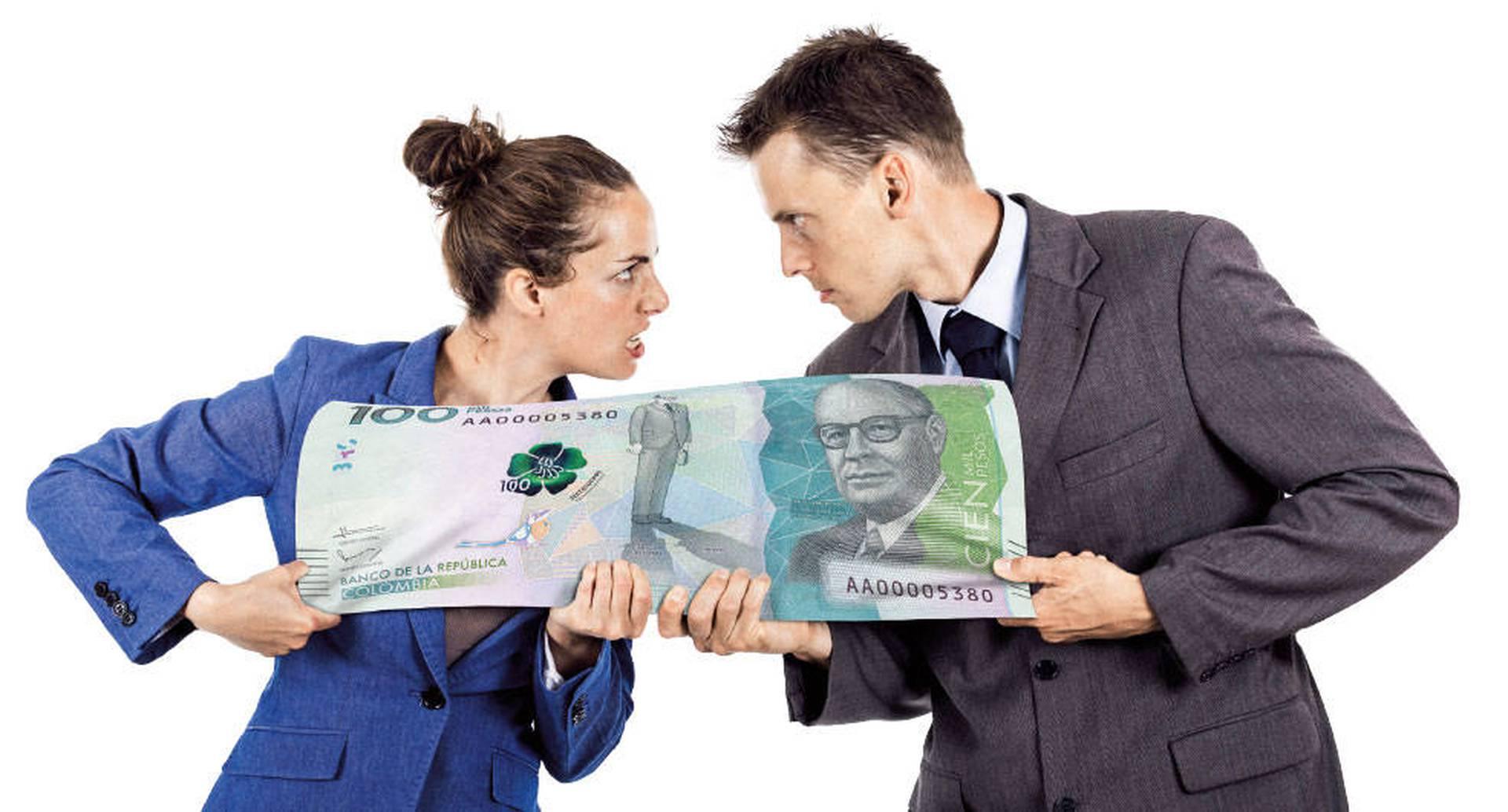 Incluso, a medida que cambian los roles de género y hay más igualdad en los ingresos, el dinero sigue causando problemas en las parejas.