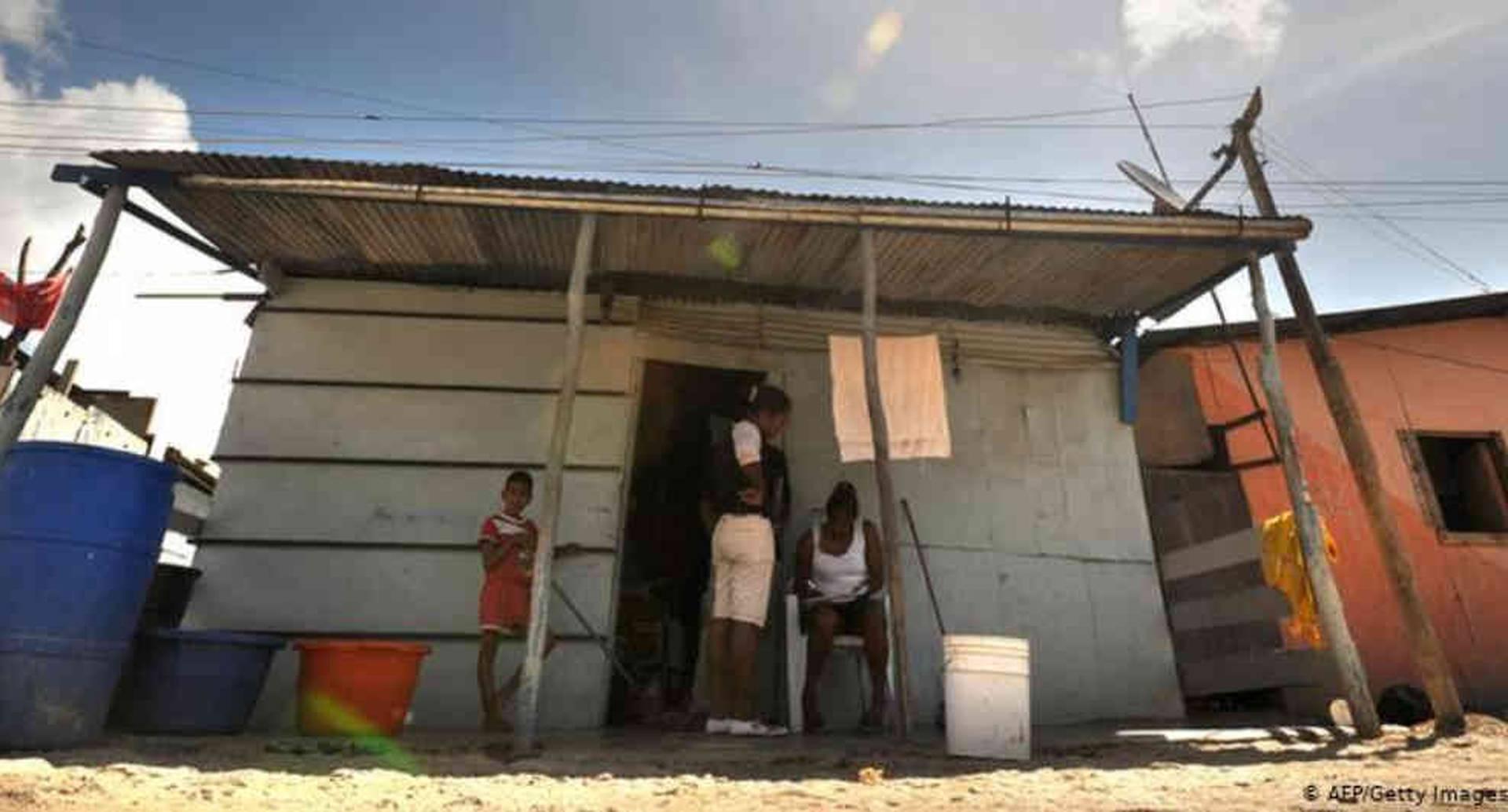 Pobreza en América Latina. Foto: Dw.