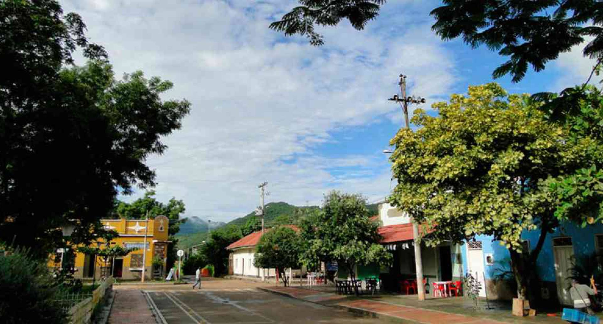 Jerusalén- Cundinamarca está ubicado a 113 kilómetros de Bogotá, a orillas del río Magdalena. Foto: Viajarenverano.com