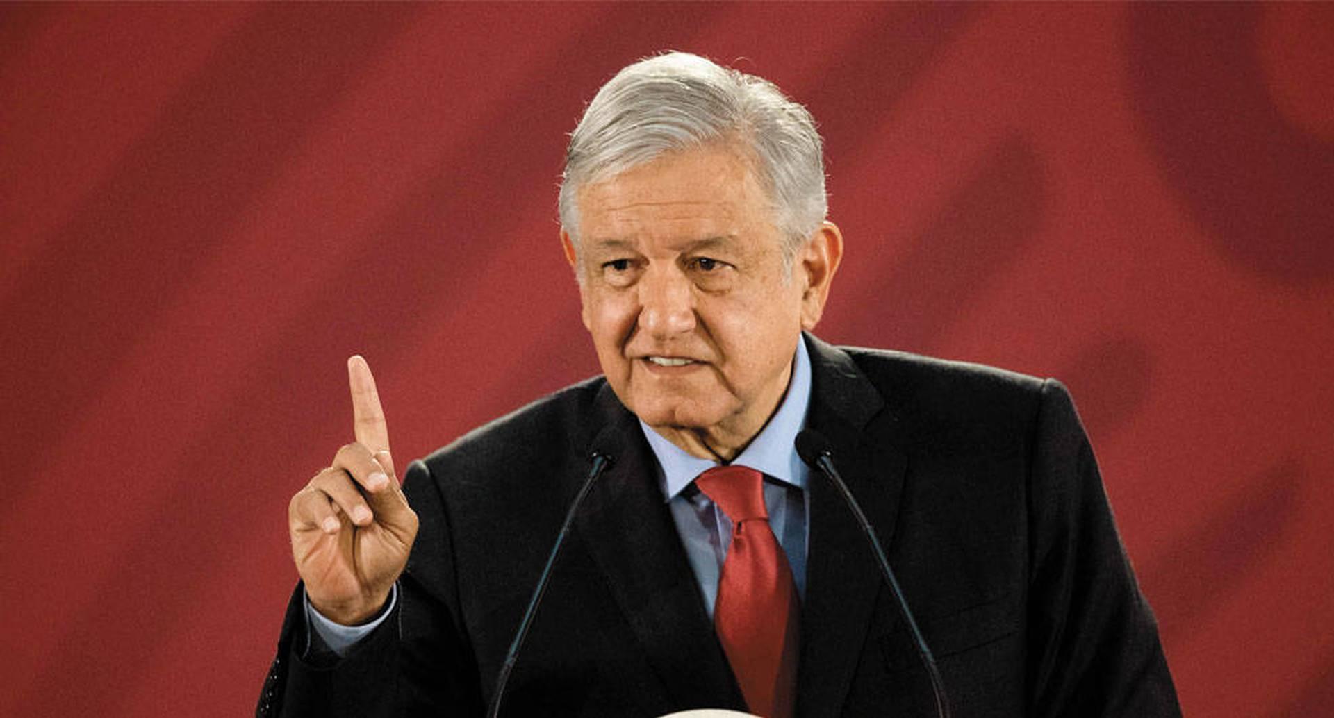 López Obrador destinó 20 millones de dólares para la búsqueda e identificación de los desaparecidos.