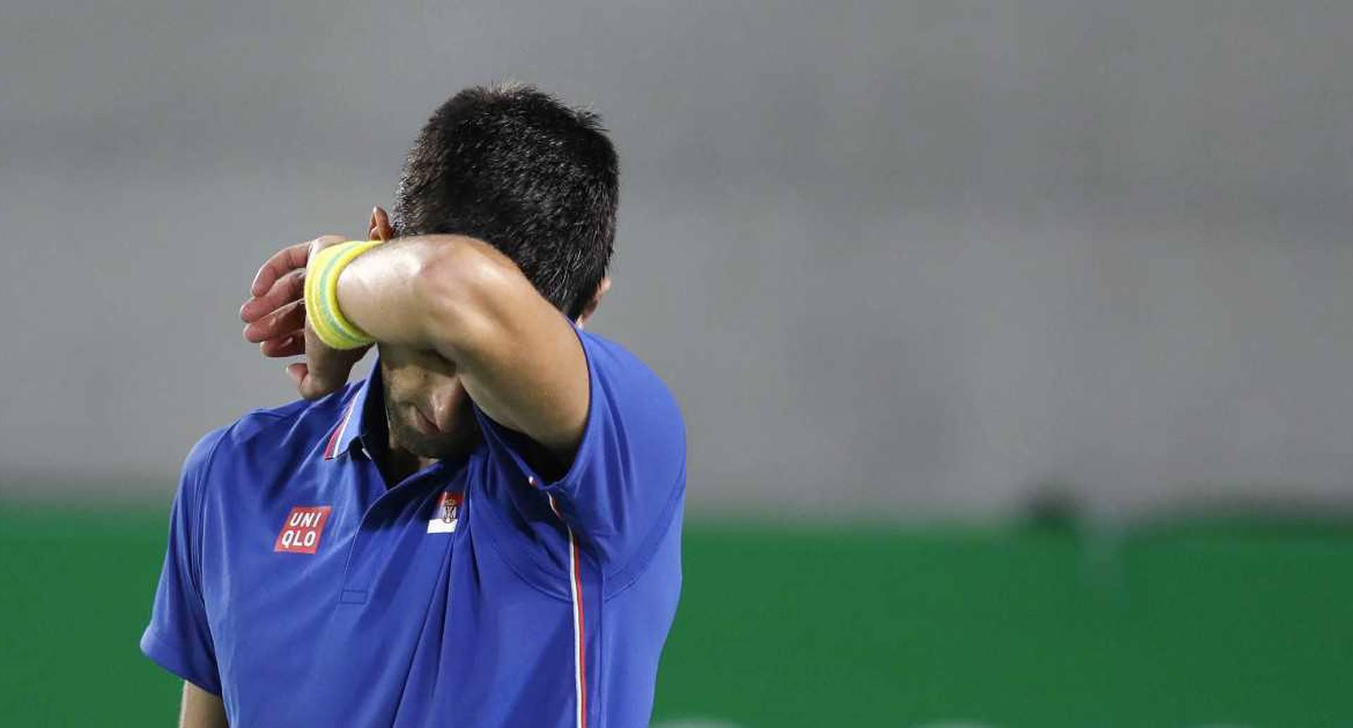 Novak Djokovic es asintomático al coronavirus.