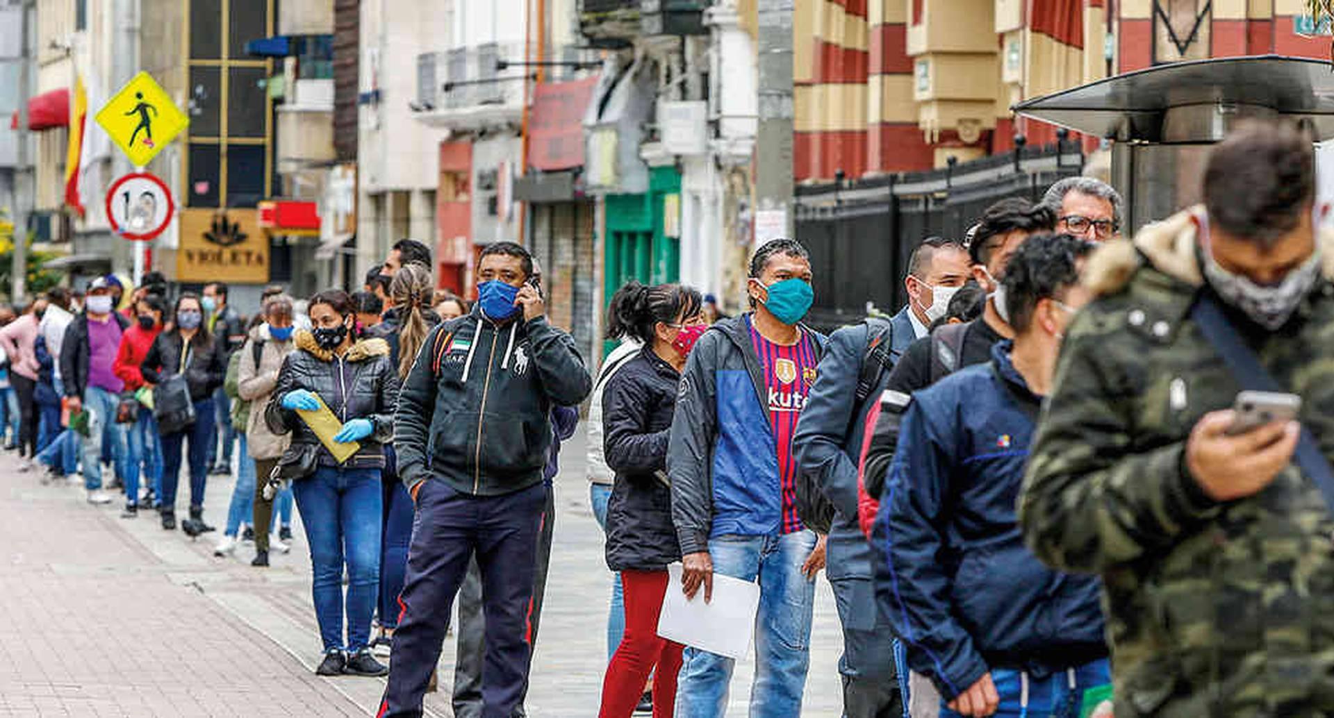 ¿Cómo acceder al subsidio de desempleo en Colombia? | Noticias hoy