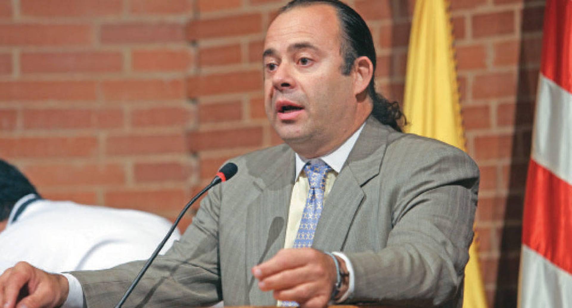 Luis Guillermo Echeverri, gerente campaña Duque respondió a cuestionamientos