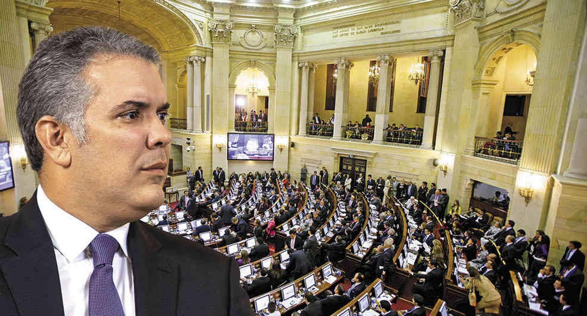 El tortuoso trámite de las objeciones en el Congreso afectó la agenda legislativa.
