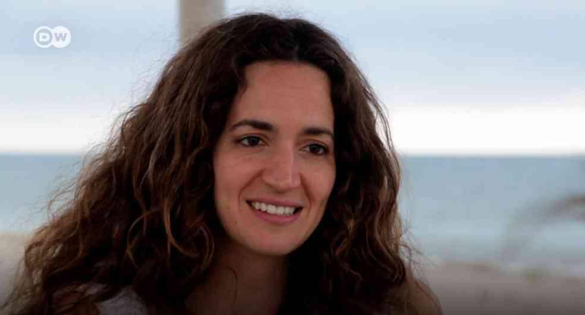 Kerstin Forsberg decidió dedicarse a la protección de las mantarrayas al percibir y comprobar la vulnerabilidad de esta especie marina