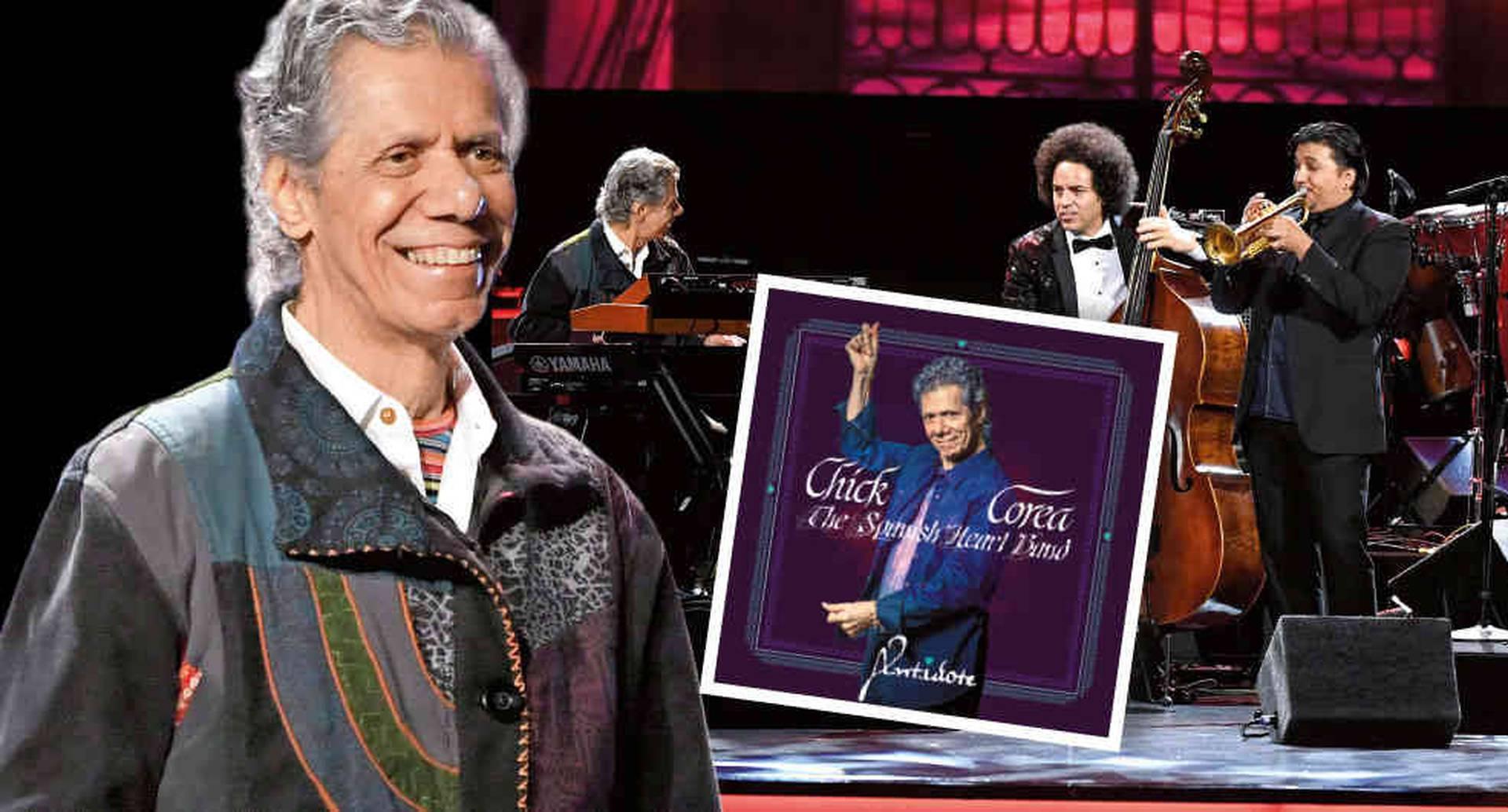 En su agrupación, The Spanish Heart Band, Chick Corea integra a dos de los mejores músicos flamencos de hoy, Niño Josele y Jorge Pardo.