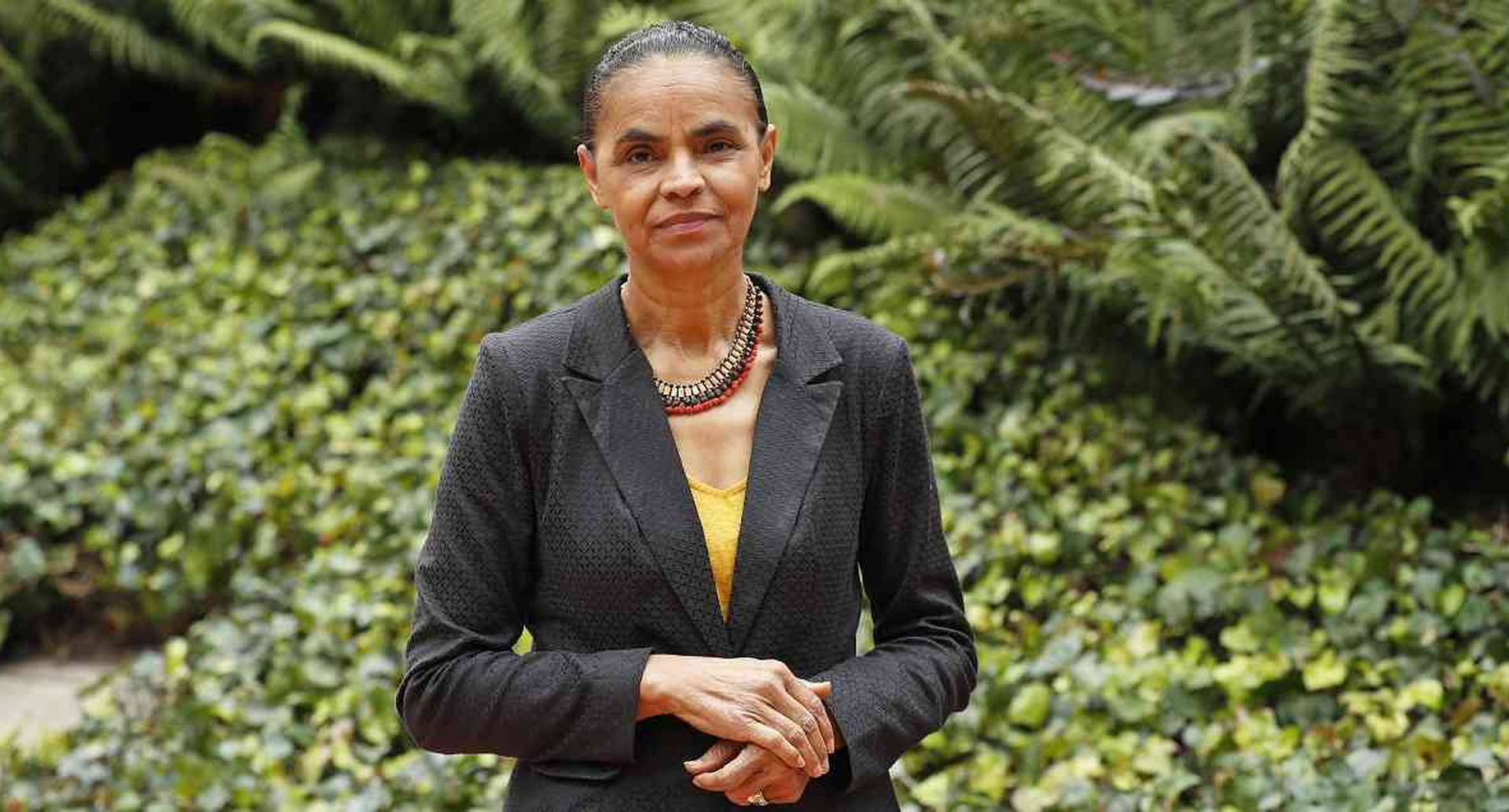 Marina Silva fue ministra de ambiente de Brasil de 2003 a 2008. Foto: León Darío Peláez