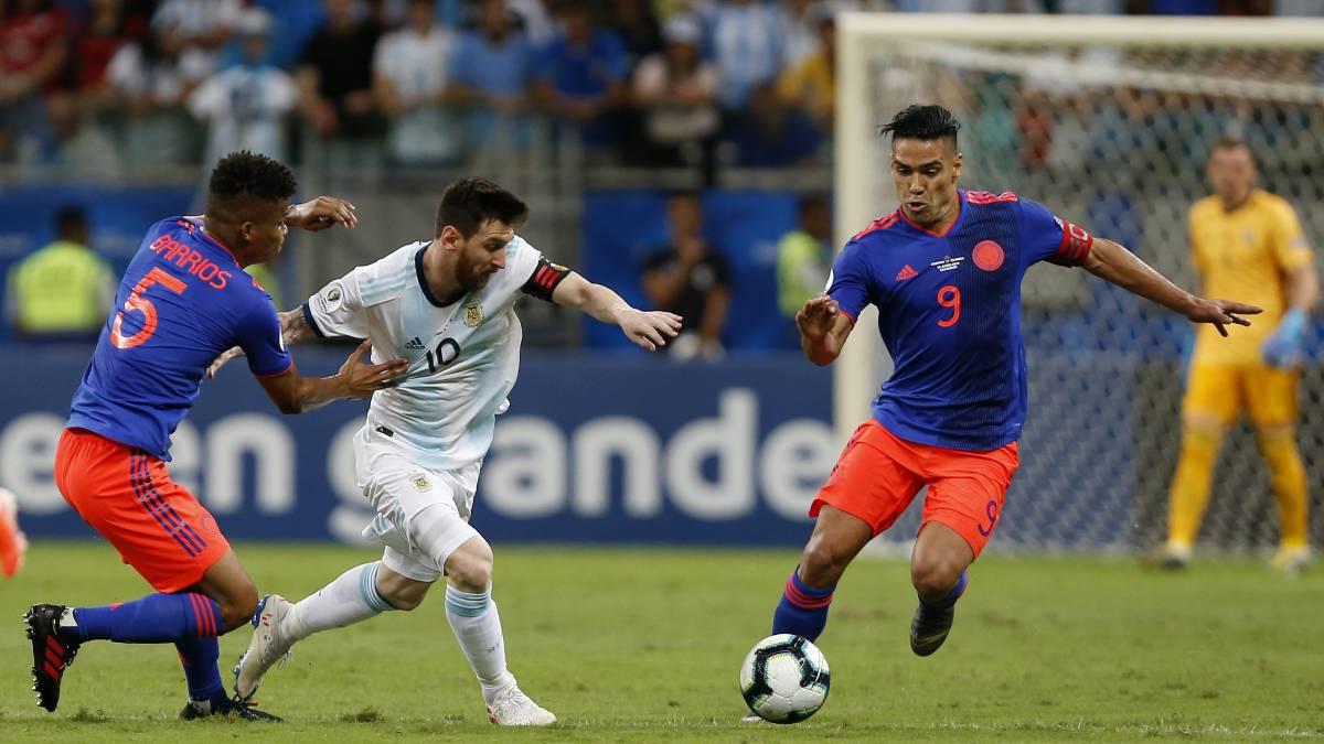 """La Copa América es un negocio de los 'bandis' de la Conmebol"""": la crítica  de Iván Mejía a la realización del torneo"""