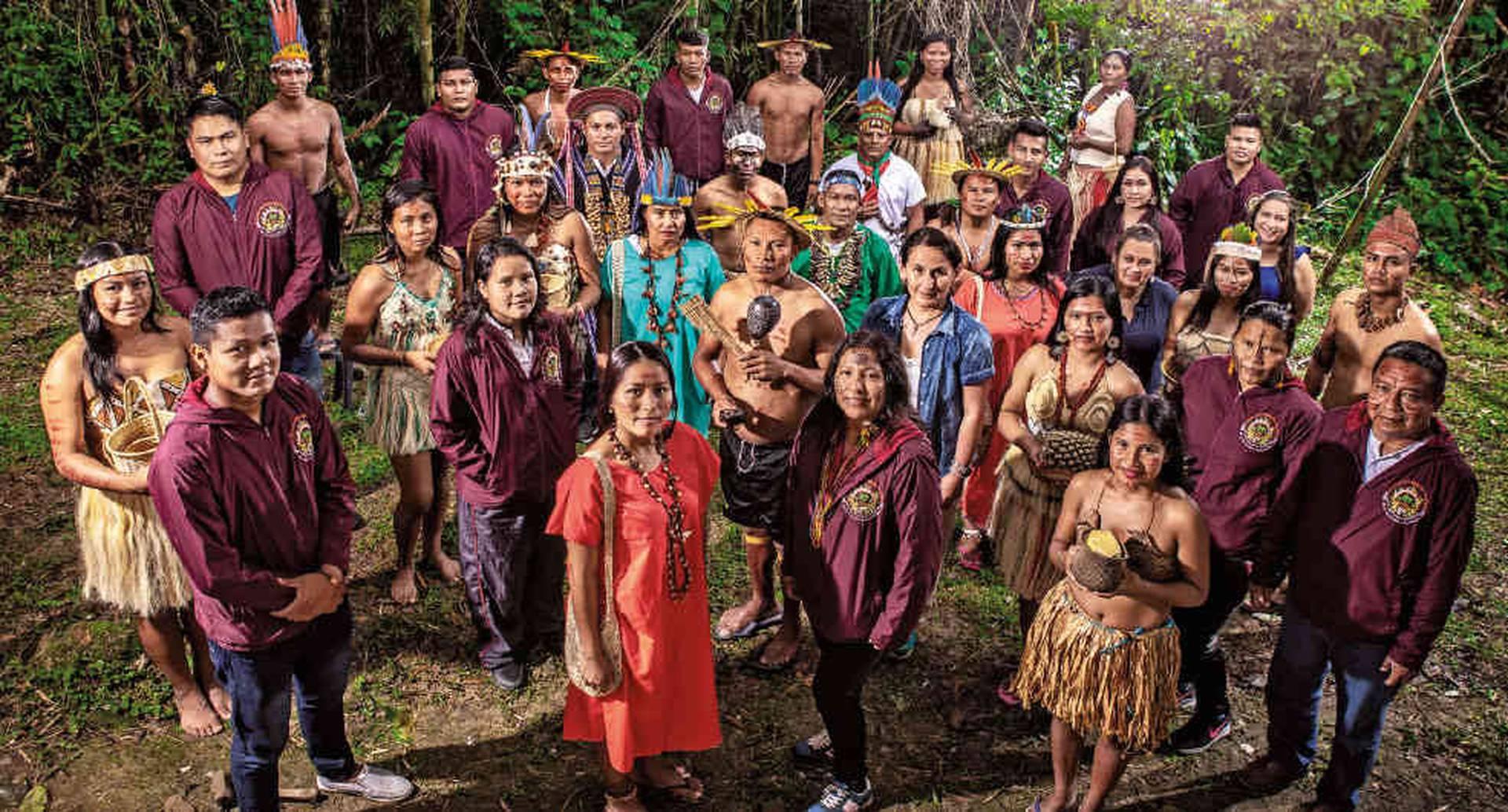 Organización Nacional de los Pueblos Indígenas de la Amazonia Colombiana