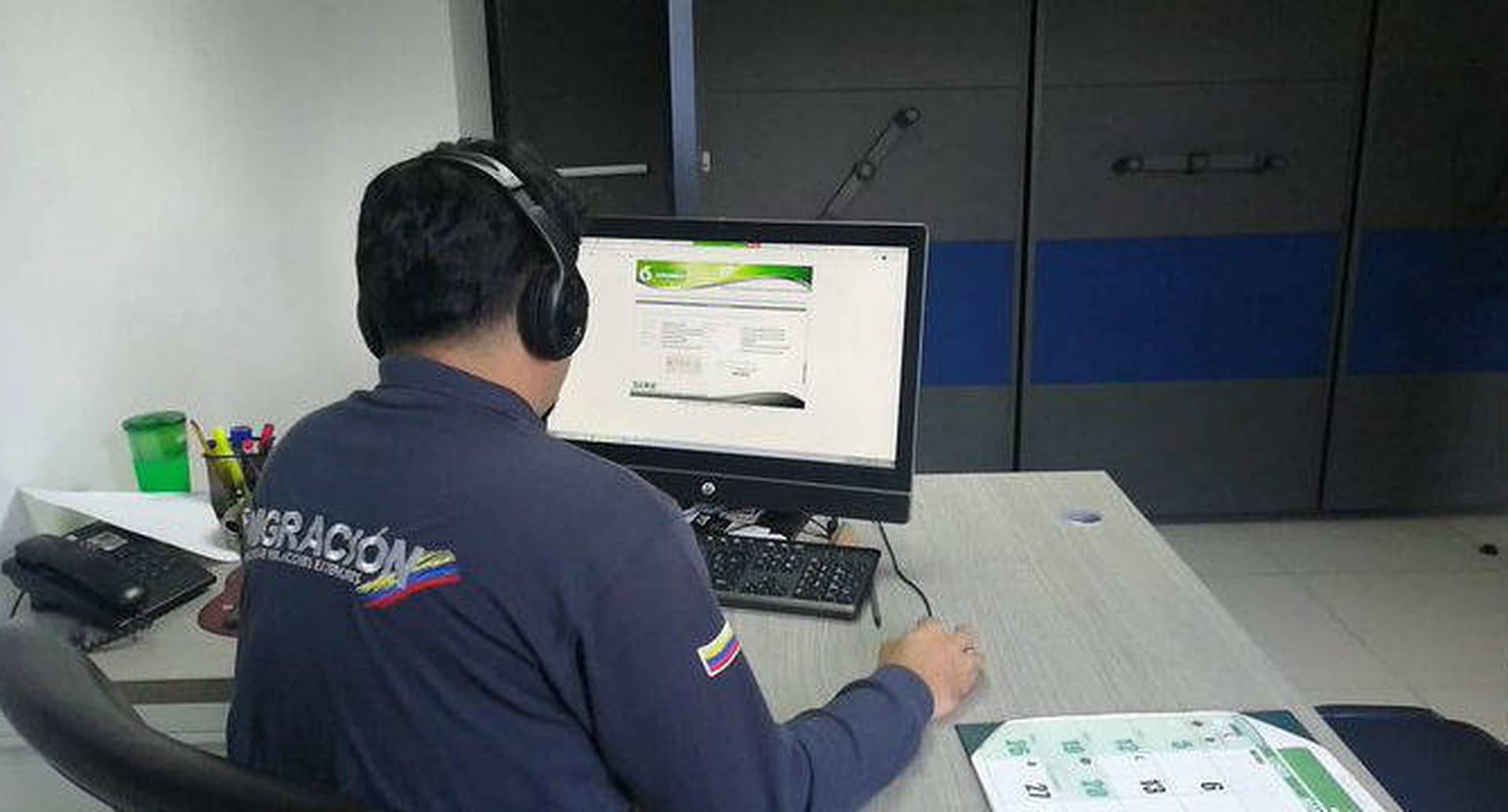 Migración Colombia anuncia mejoras en dos de sus trámites en línea /Foto: @MigracionCol