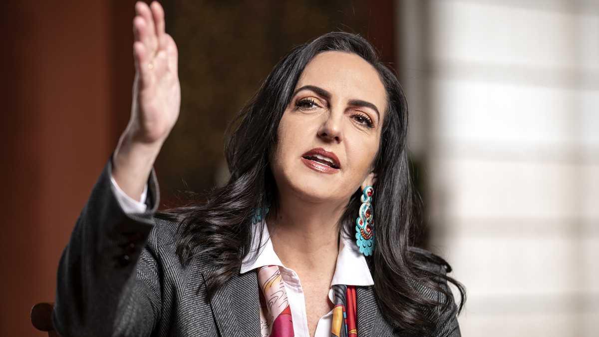María Fernanda Cabal revela detalles del plan criminal en su contra