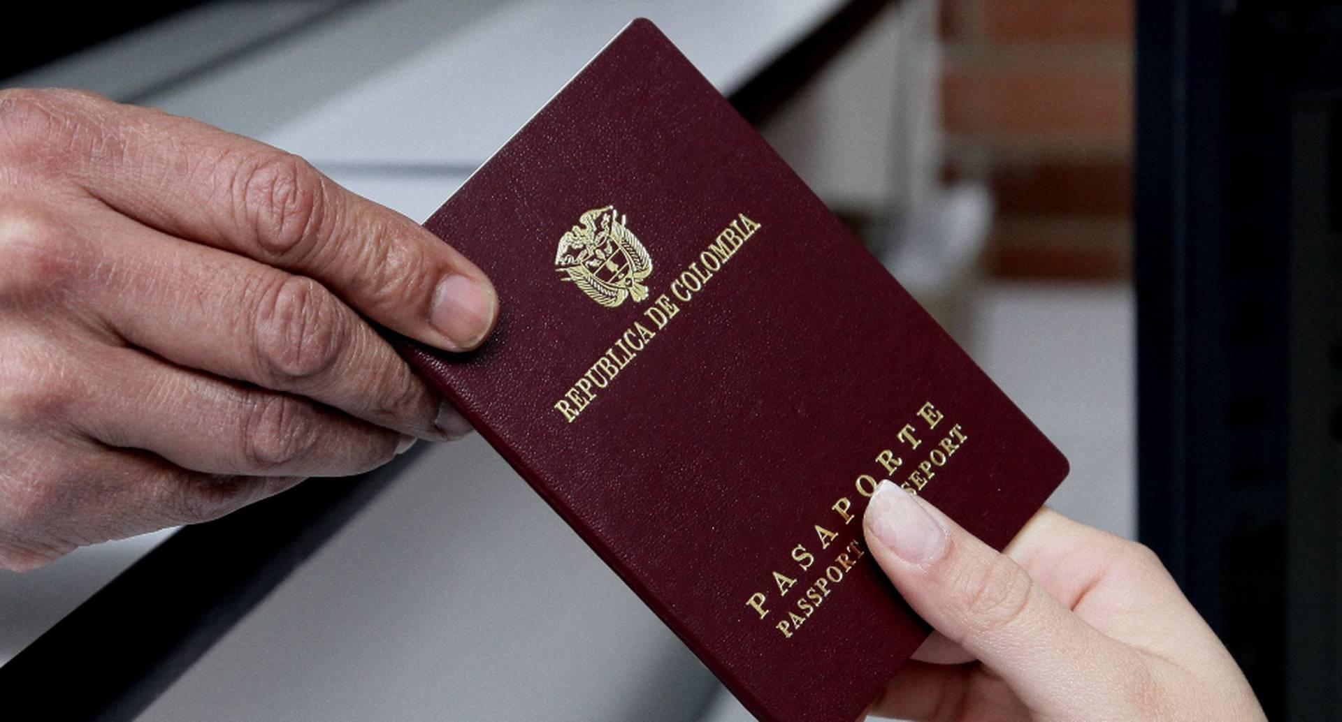 Pasaporte colombiano se podrá renovar por internet.