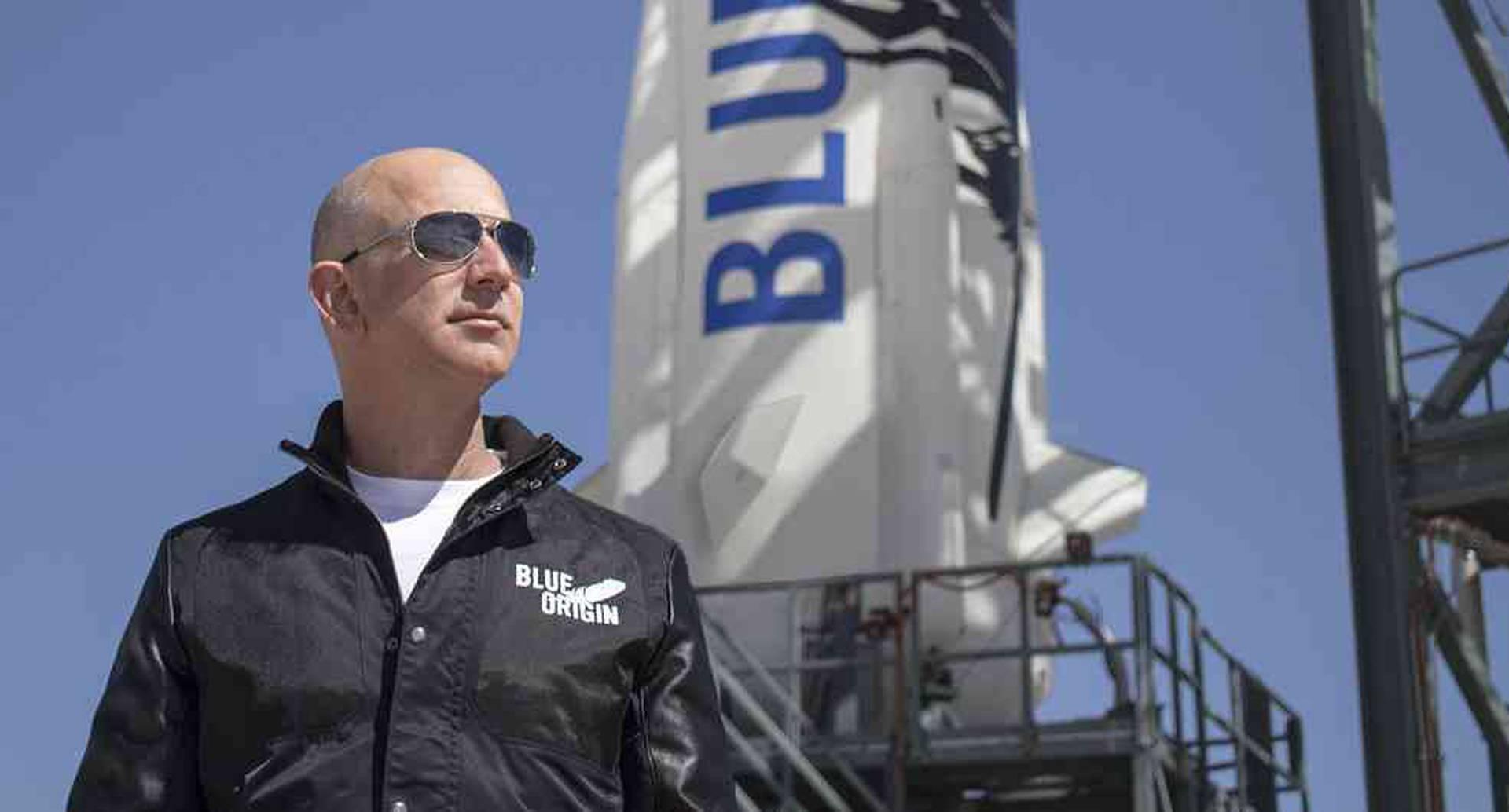 El plan maestro de Jeff Bezos: sacar a la humanidad de la Tierra.