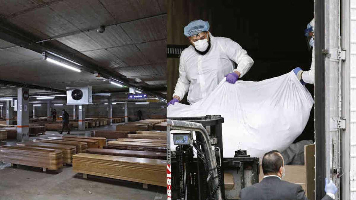 Capacidad funeraria, otro riesgo a la vista