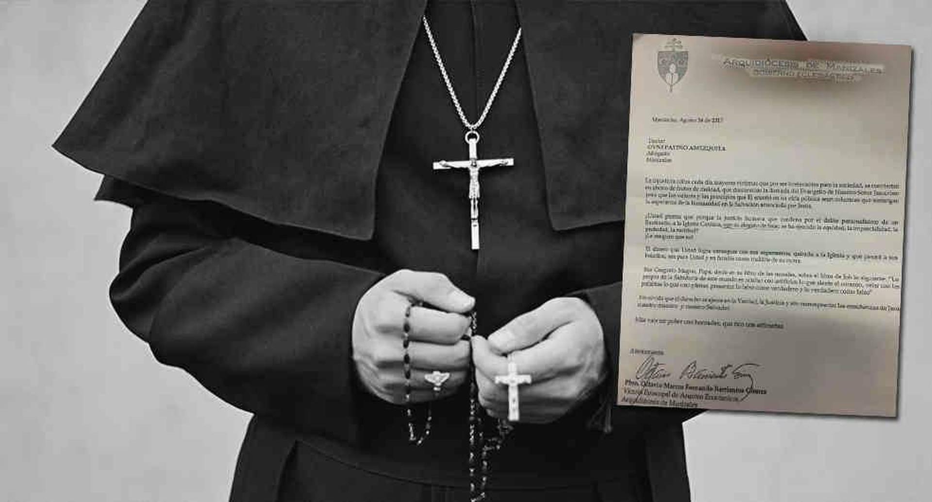 "La pelea en la Corte Constitucional por los ""archivos secretos"" de la Iglesia Foto: SEMANA"