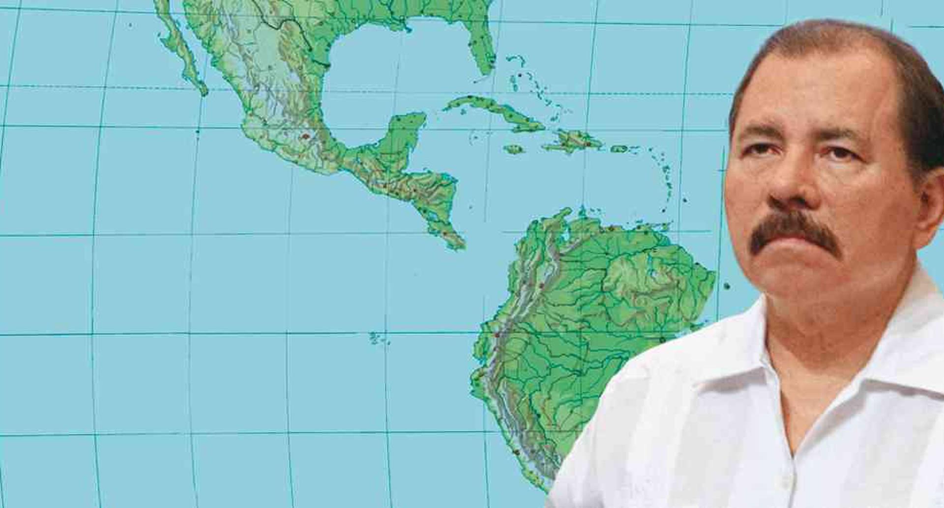Daniel Ortega, presidente de nicaragua, liberó algunos de los presos políticos que mantiene su régimen.